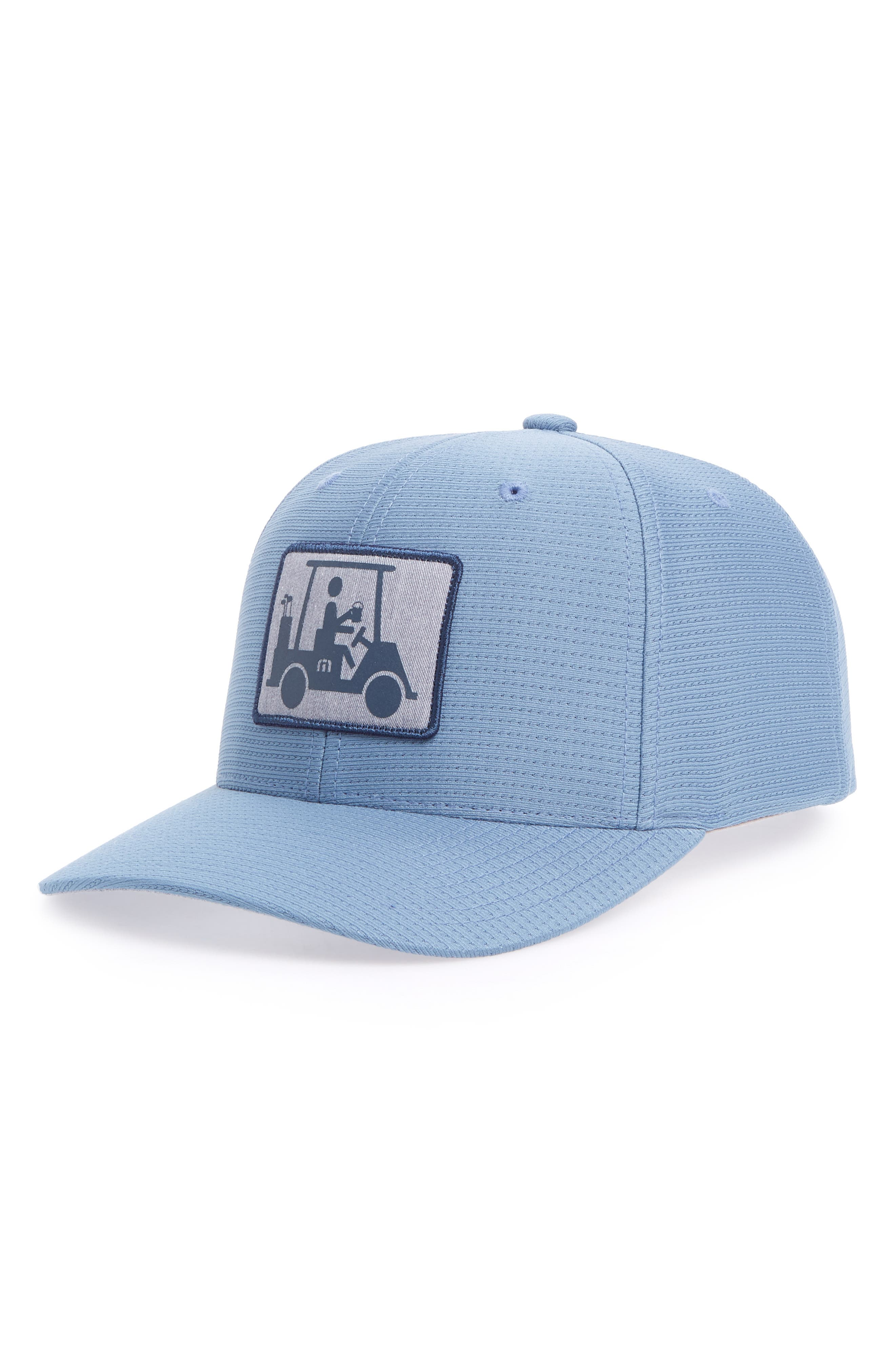 Coming in Hot Snapback Cap,                         Main,                         color, BLUESTONE
