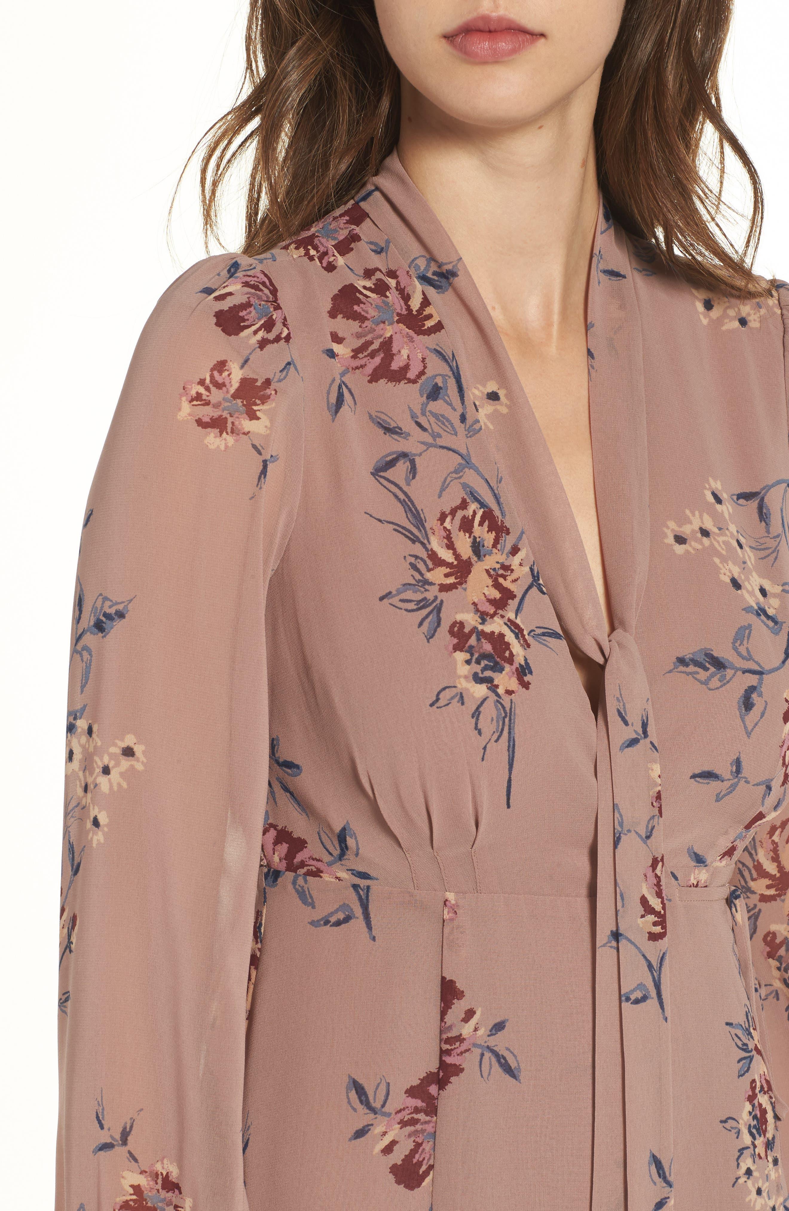 Tyra A-Line Dress,                             Alternate thumbnail 8, color,