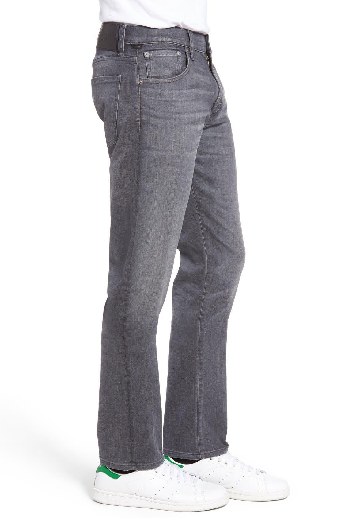 Core Slim Fit Jeans,                             Alternate thumbnail 6, color,                             400