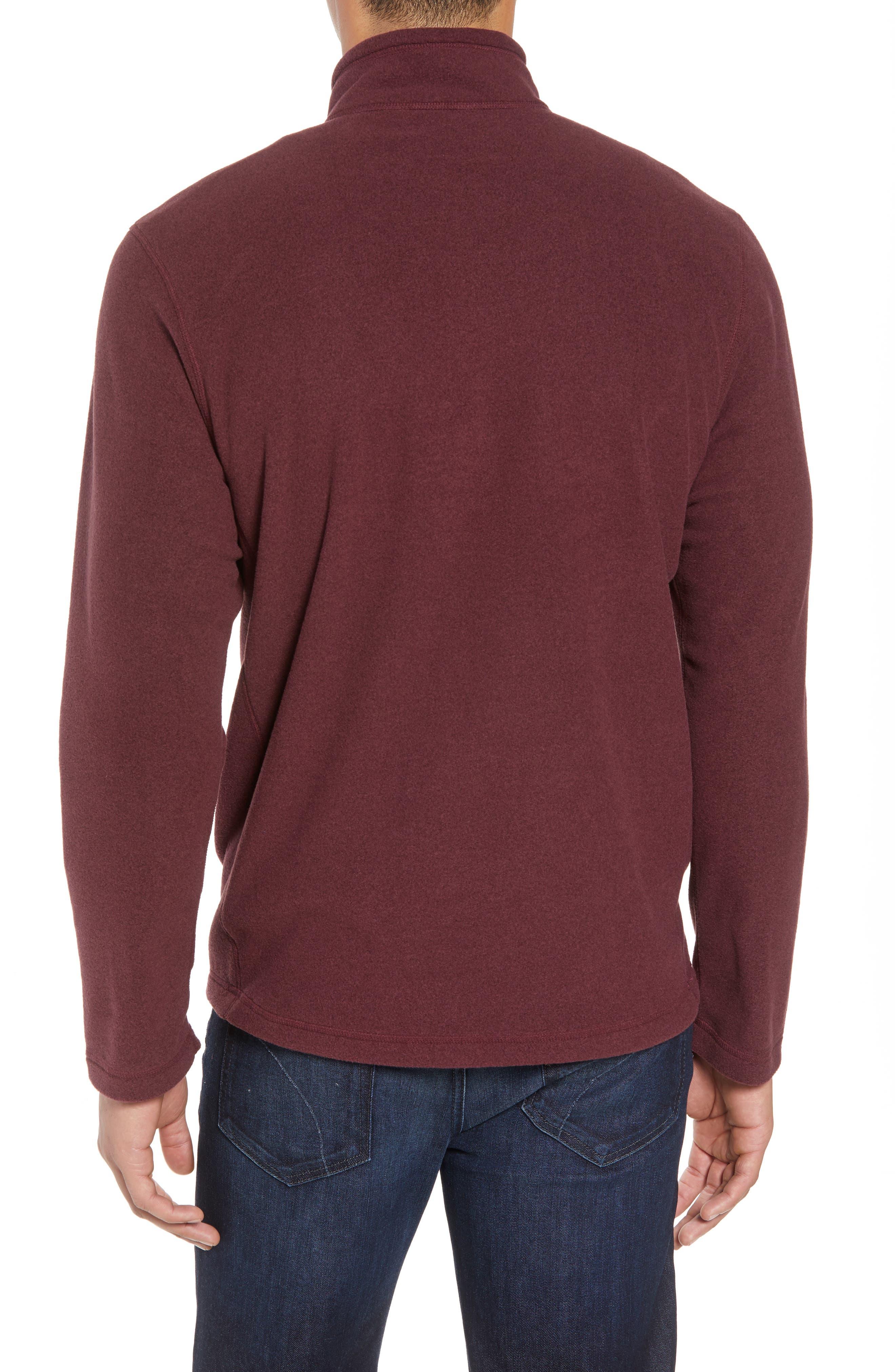 'TKA 100 Glacier' Quarter Zip Fleece Pullover,                             Alternate thumbnail 50, color,