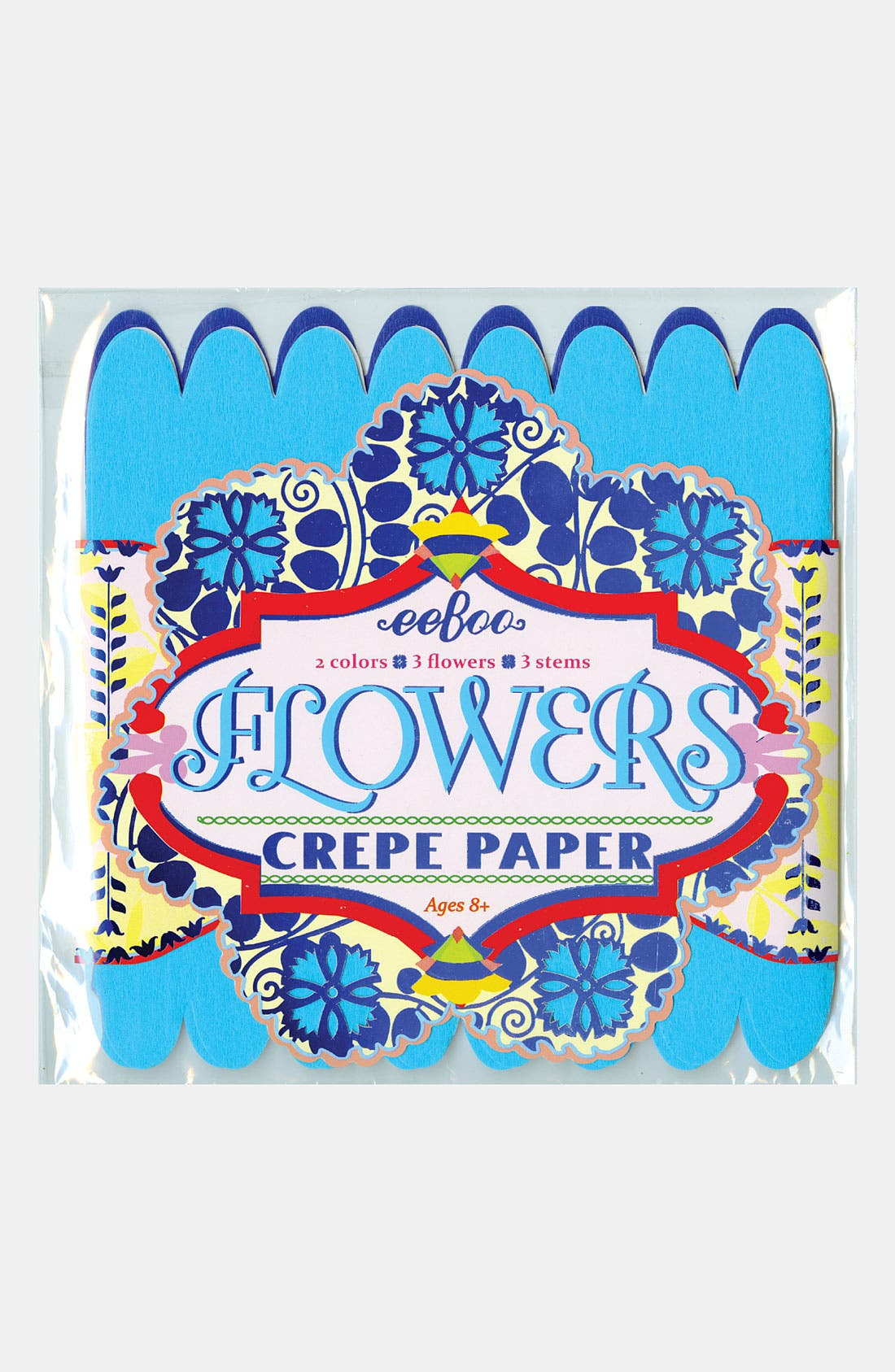 Crepe Paper Flower Making Kit,                             Alternate thumbnail 3, color,                             400