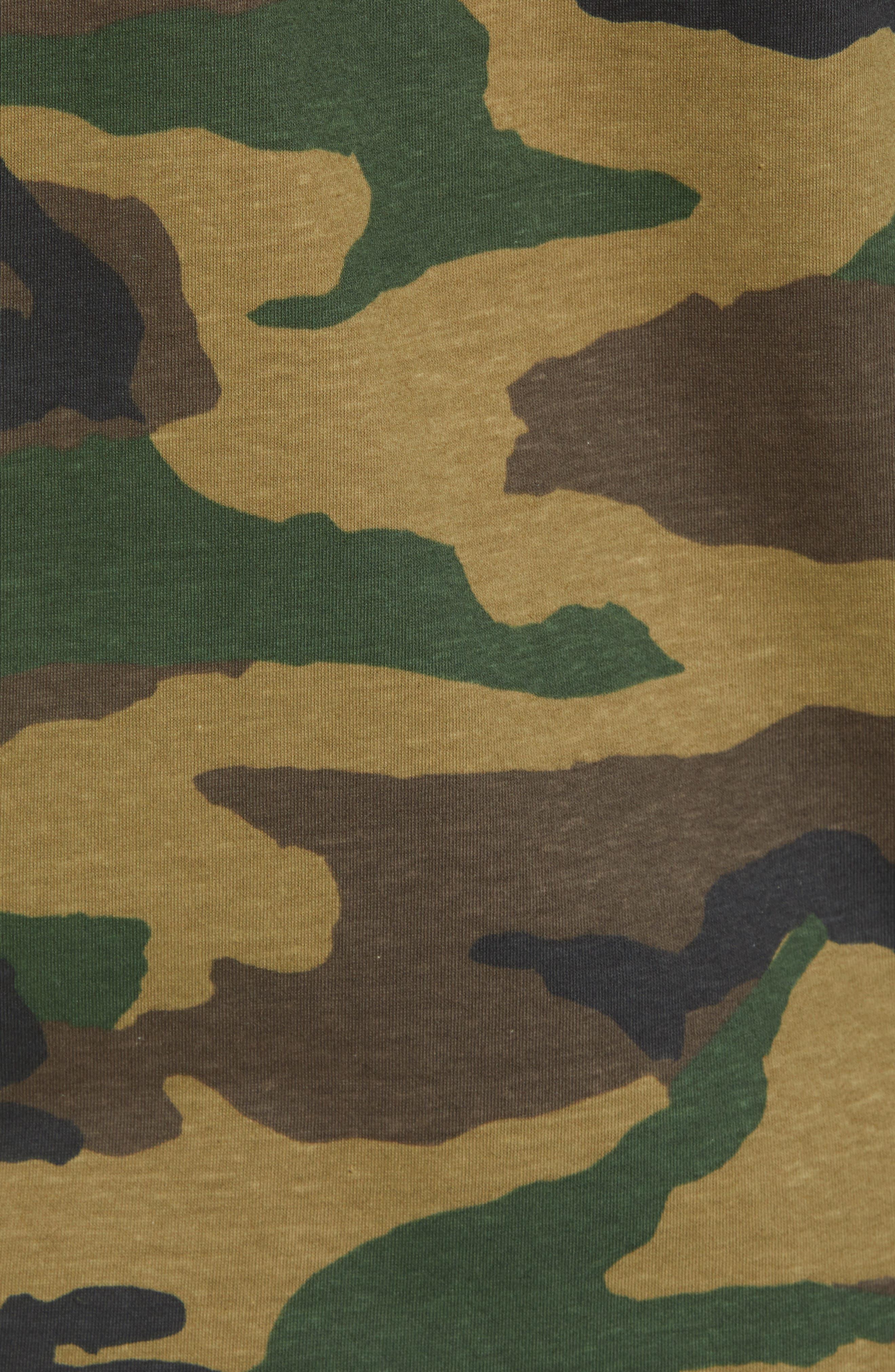 VANS,                             Spring Training T-Shirt,                             Alternate thumbnail 5, color,                             300
