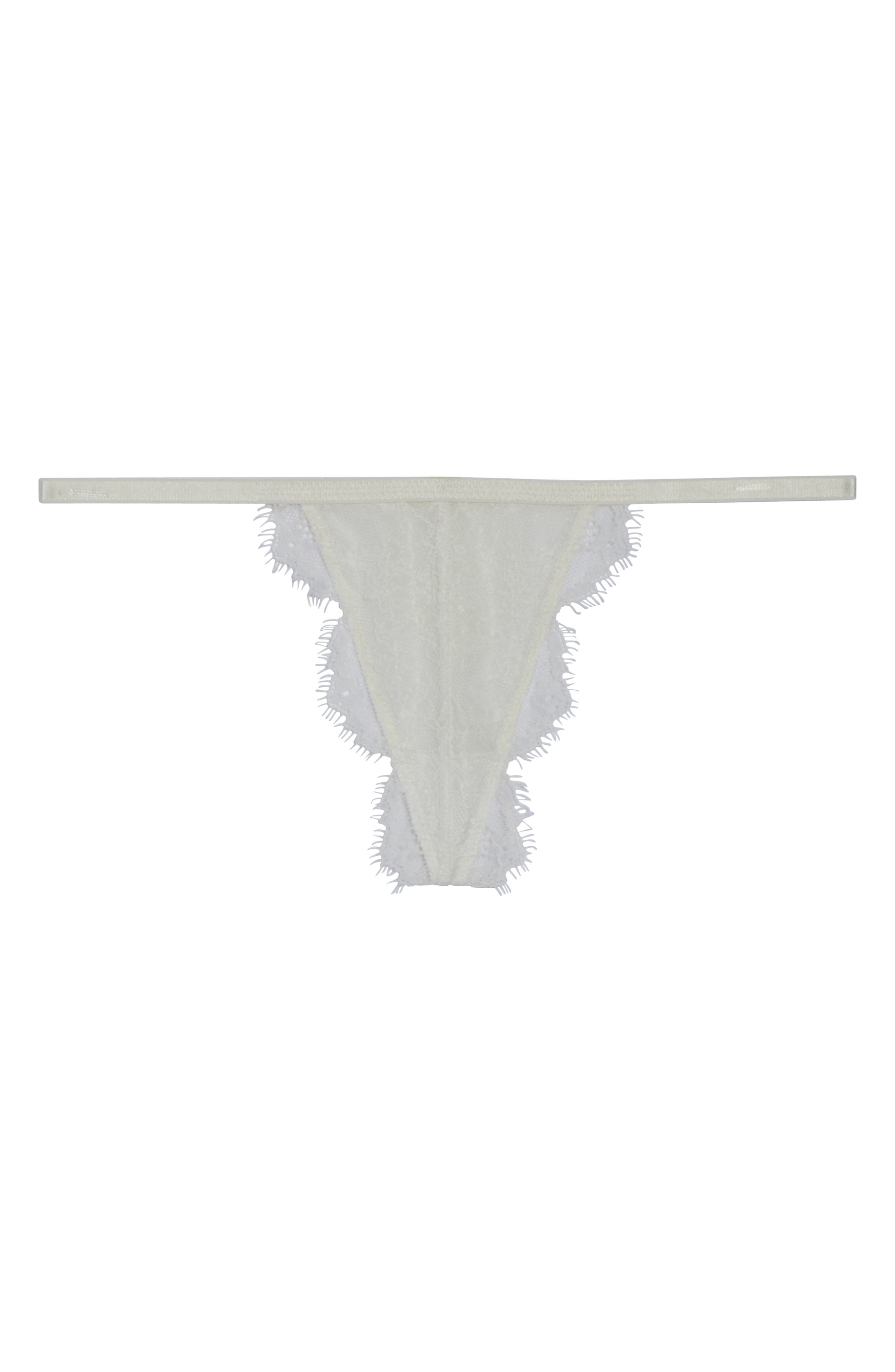 Intimately FP You're So Great Thong,                             Alternate thumbnail 25, color,