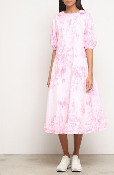 Tie Dye Midi Dress, video thumbnail