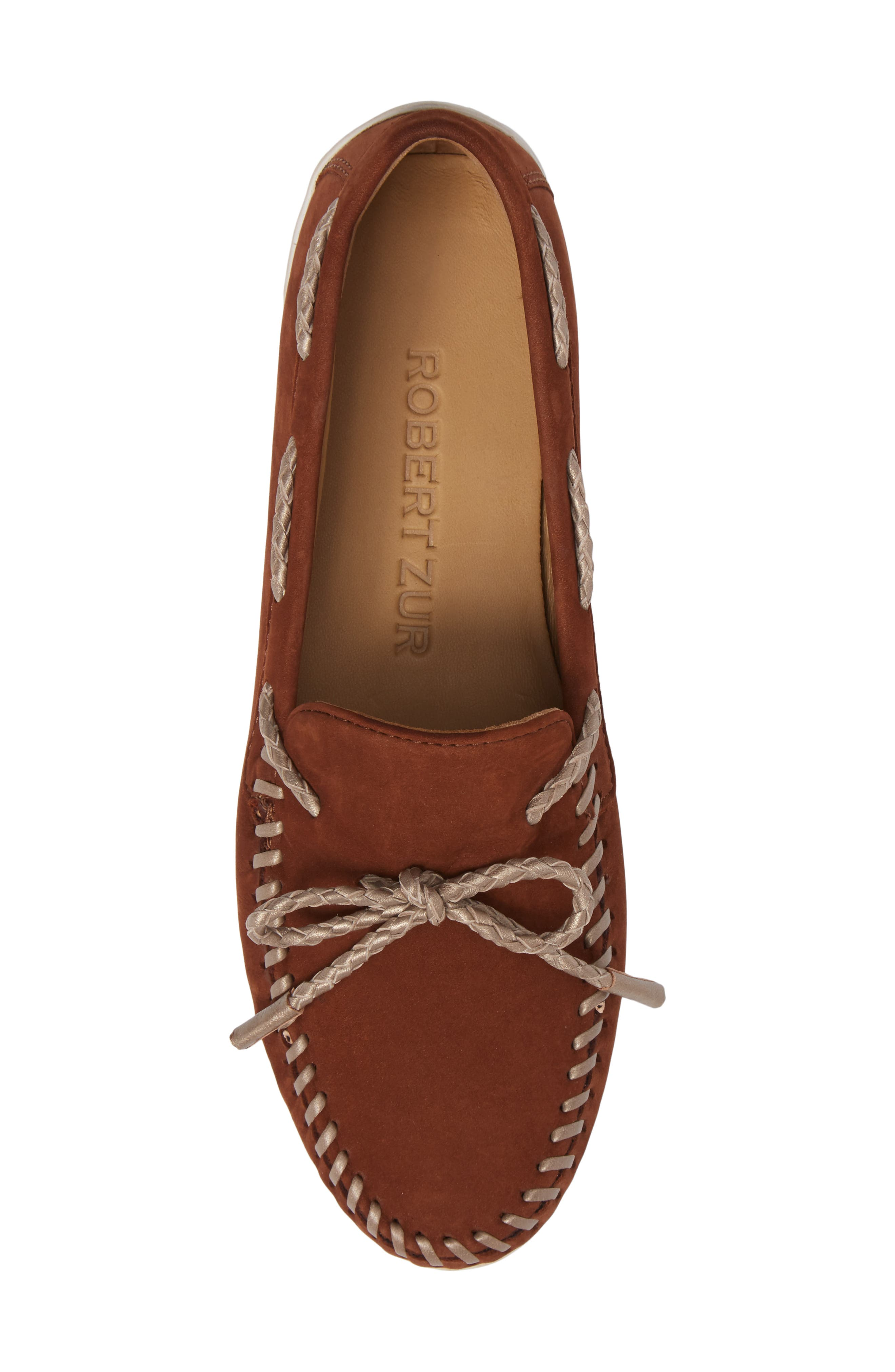 Zoe Water Resistant Moccasin,                             Alternate thumbnail 10, color,