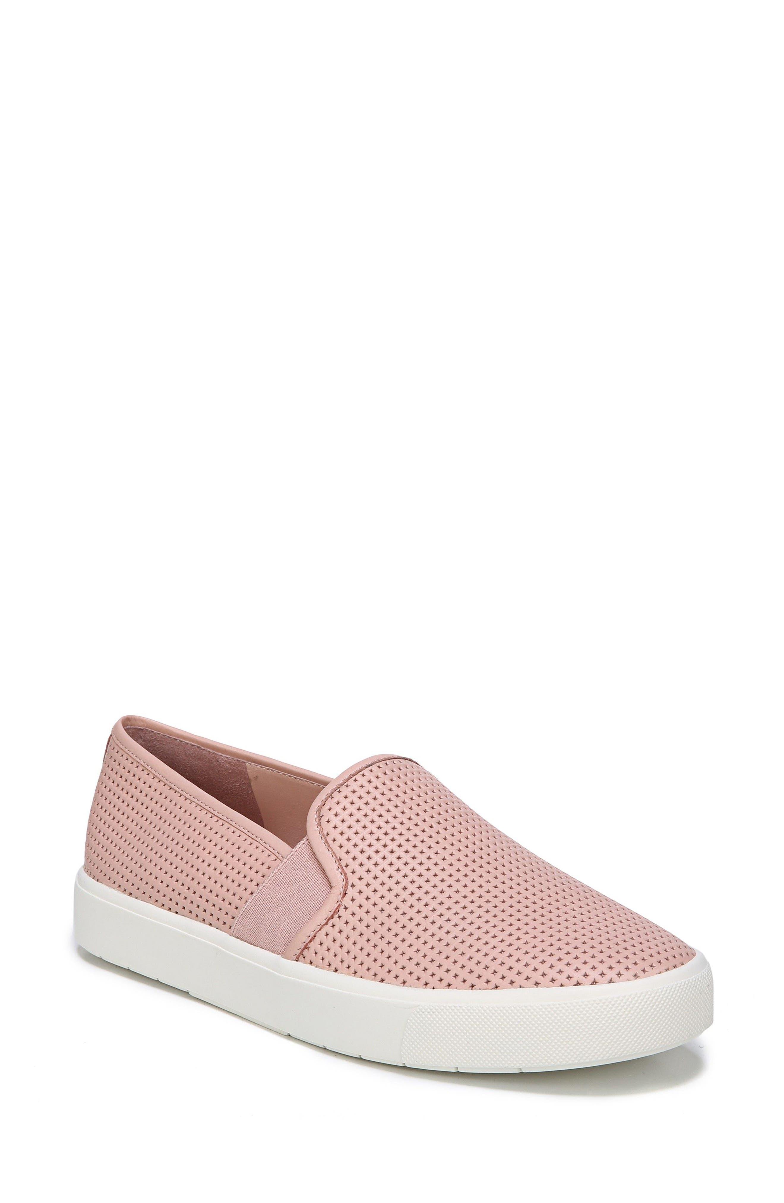 Blair 5 Slip-On Sneaker,                             Main thumbnail 1, color,                             ROSE