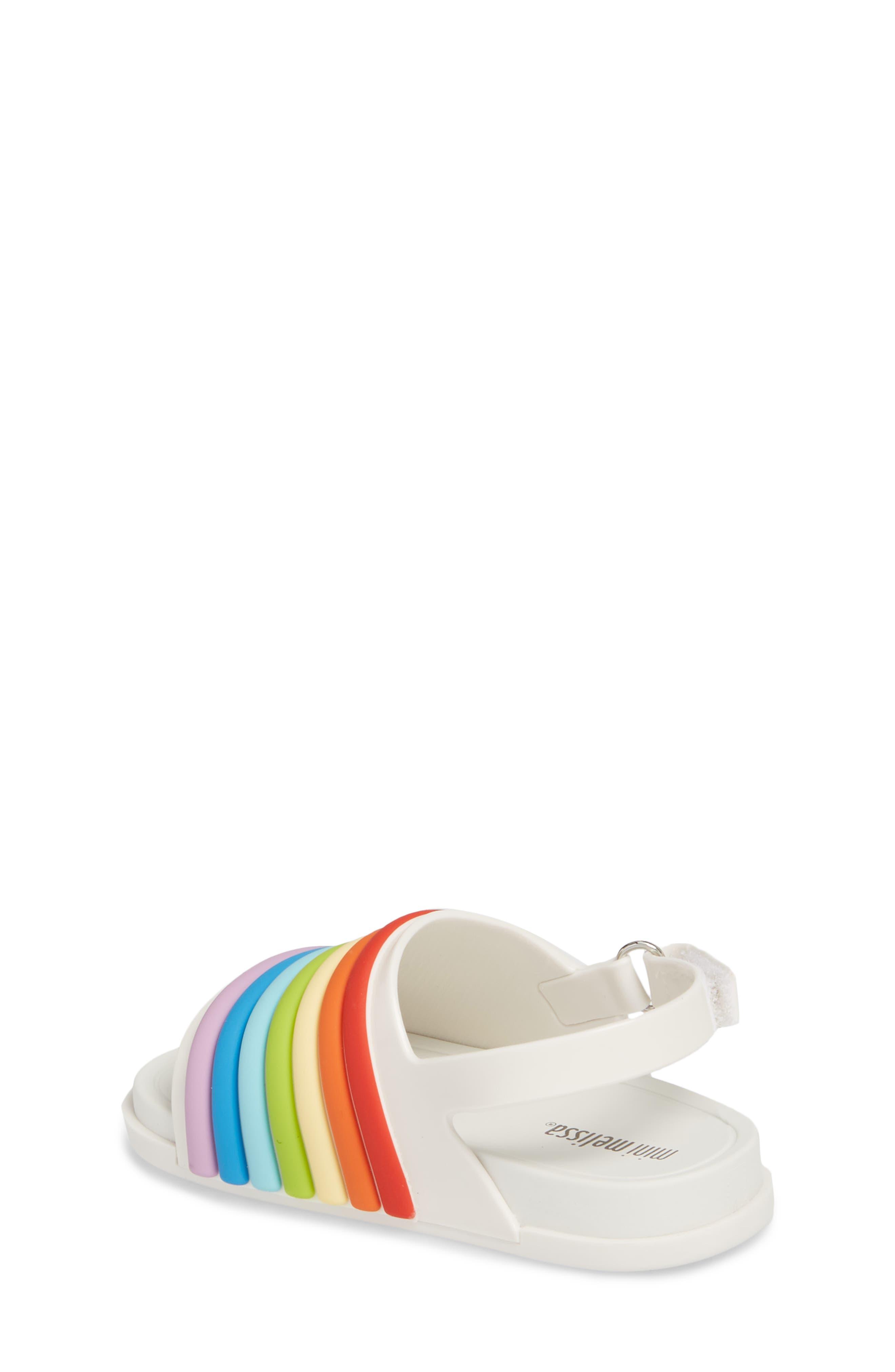 Rainbow Beach Sandal,                             Alternate thumbnail 2, color,                             100