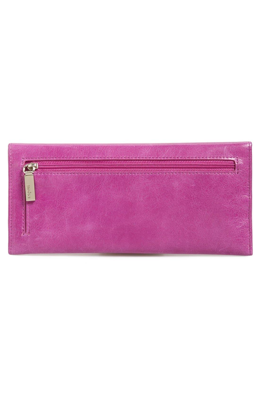 'Sadie' Leather Wallet,                             Alternate thumbnail 101, color,
