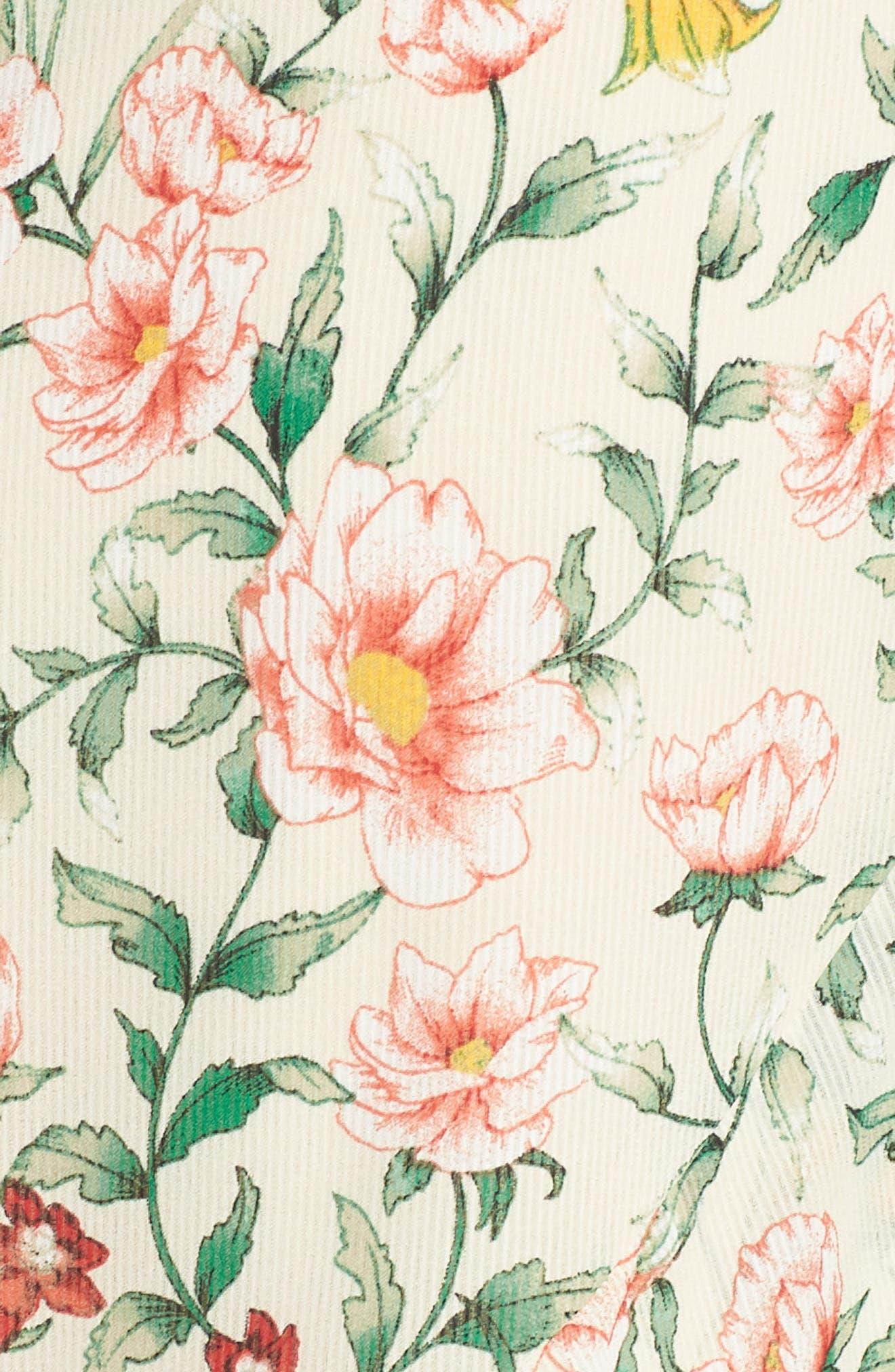 ALI & JAY,                             Zinque Afternoons One-Shoulder Dress,                             Alternate thumbnail 6, color,                             655