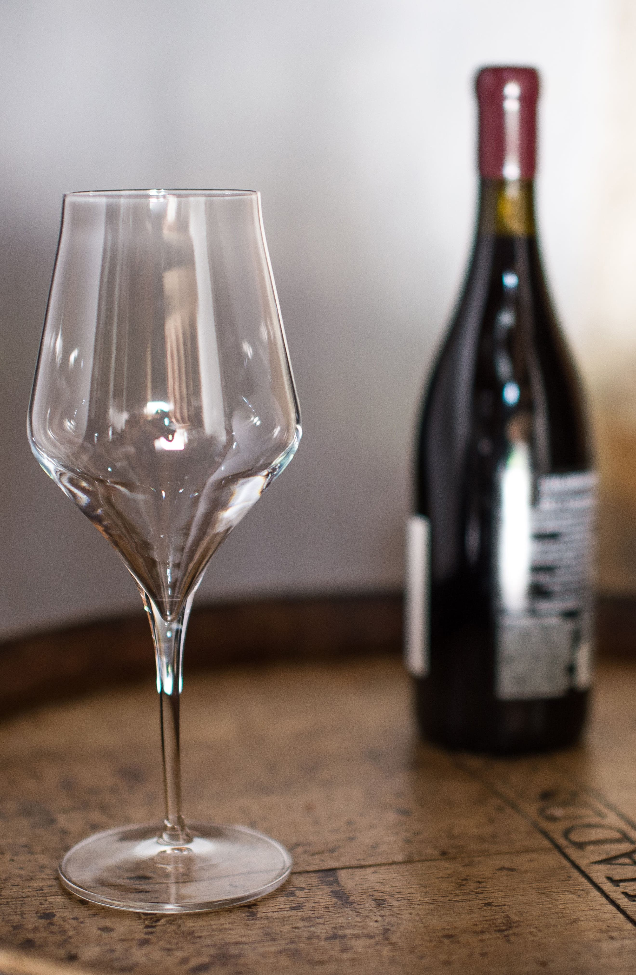 'Supremo' Bordeaux Wine Glasses,                             Alternate thumbnail 2, color,                             WHITE
