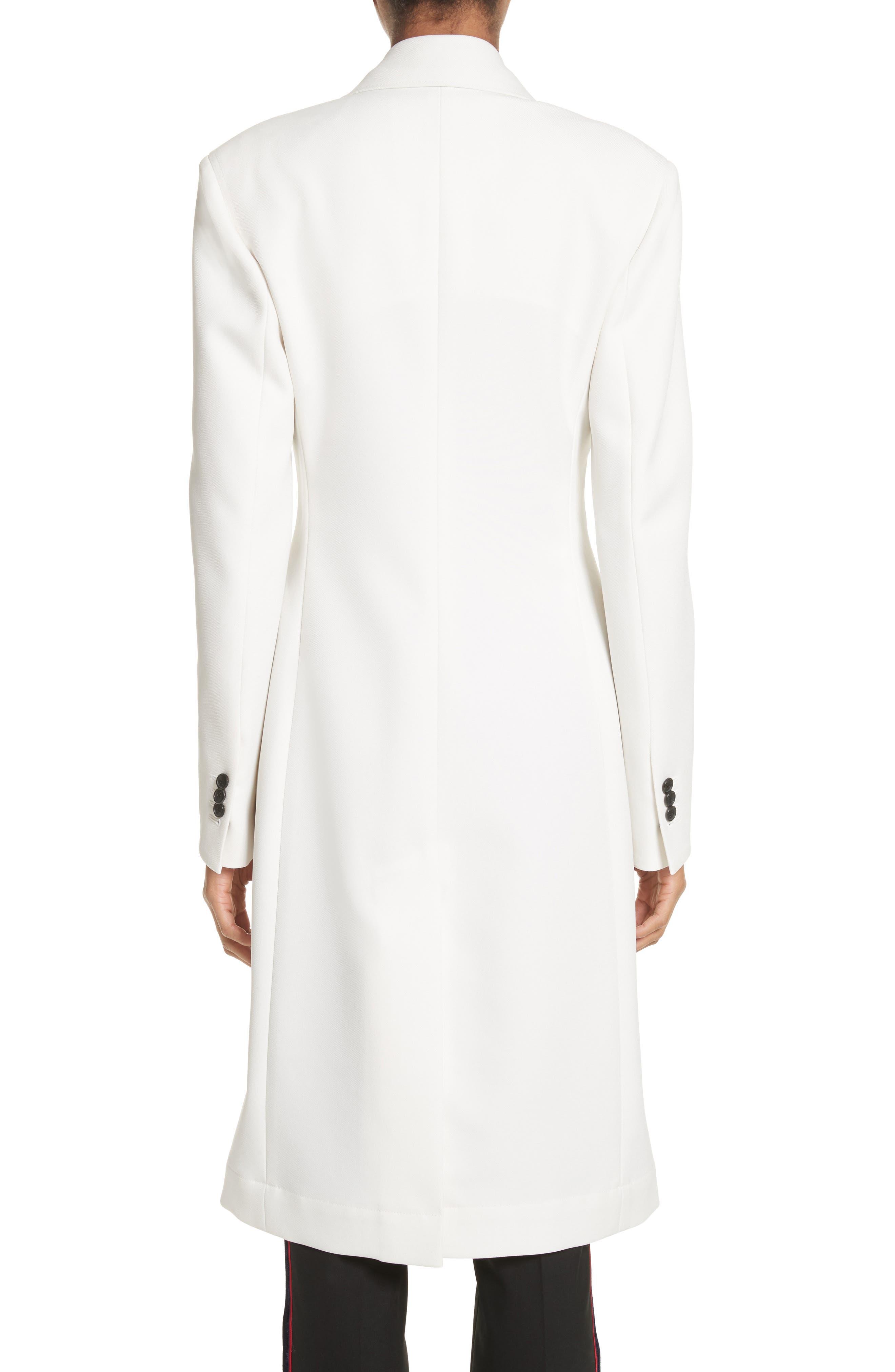 Uniform Stripe Coat,                         Main,                         color,