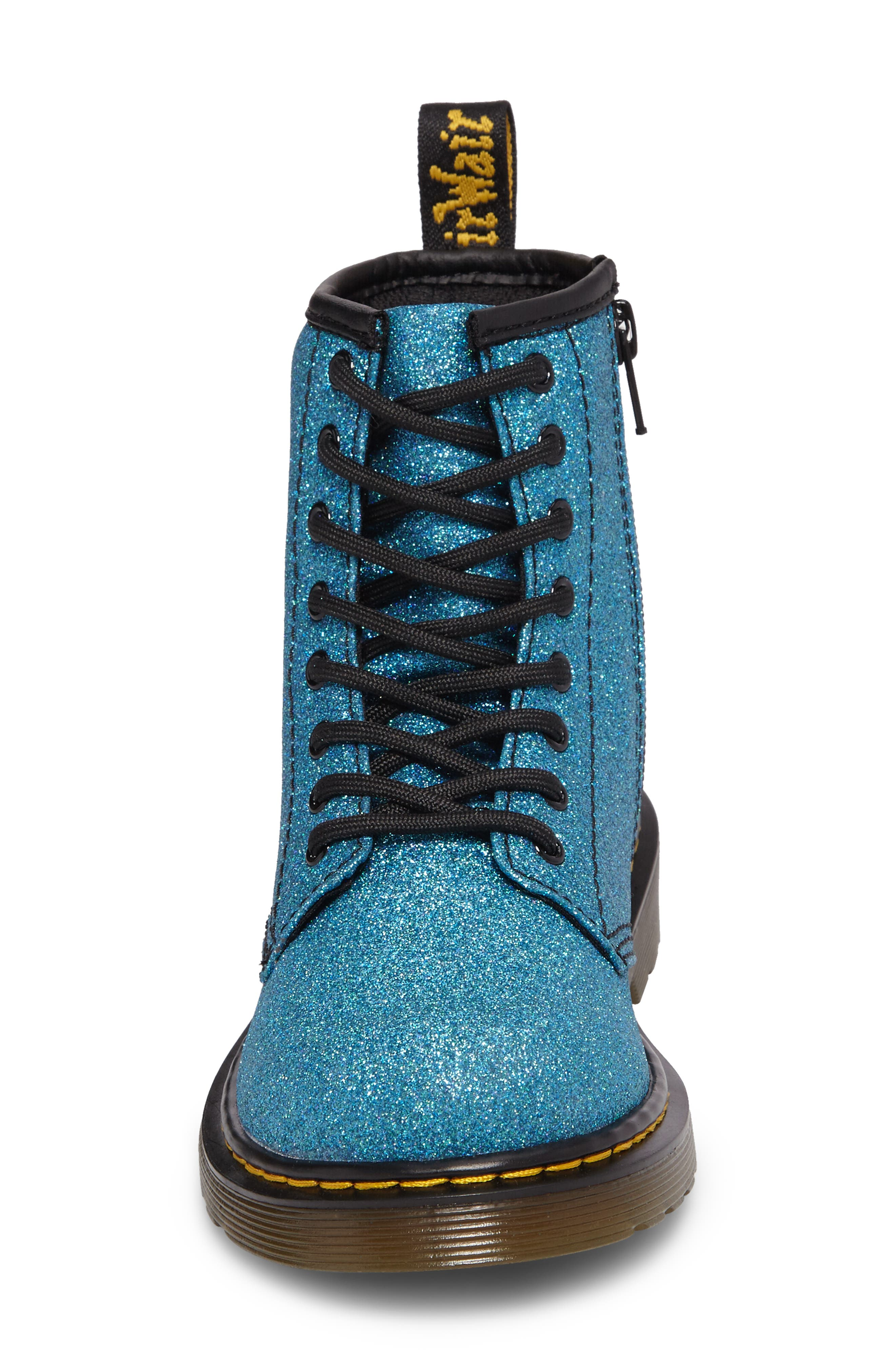 Delaney Glitter Boot,                             Alternate thumbnail 13, color,