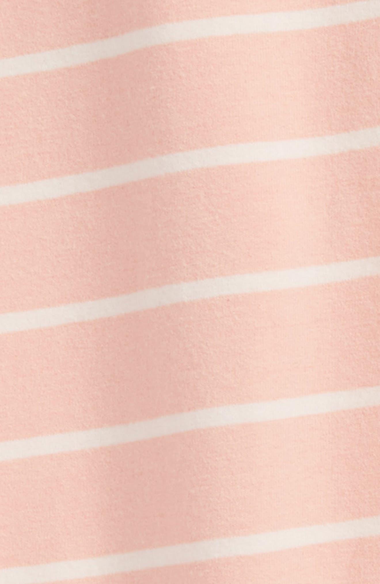 'Core' Striped Leggings,                             Alternate thumbnail 15, color,