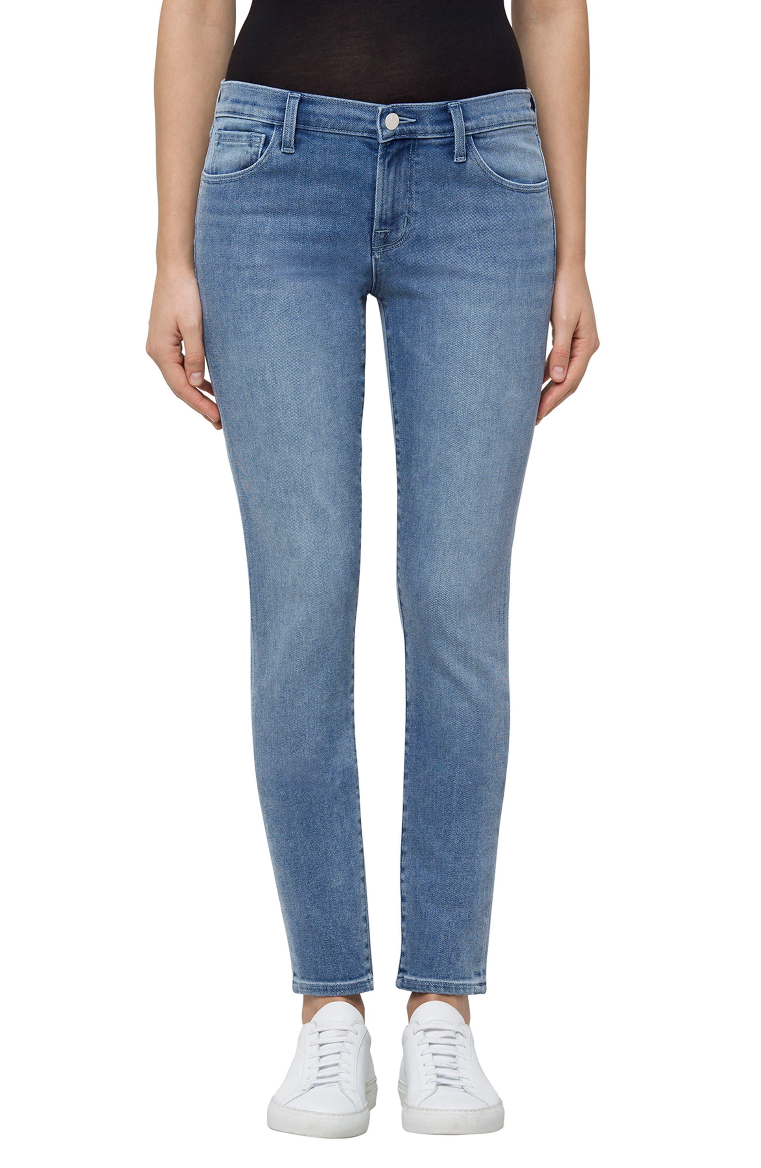 811 Skinny Jeans,                             Main thumbnail 1, color,                             455