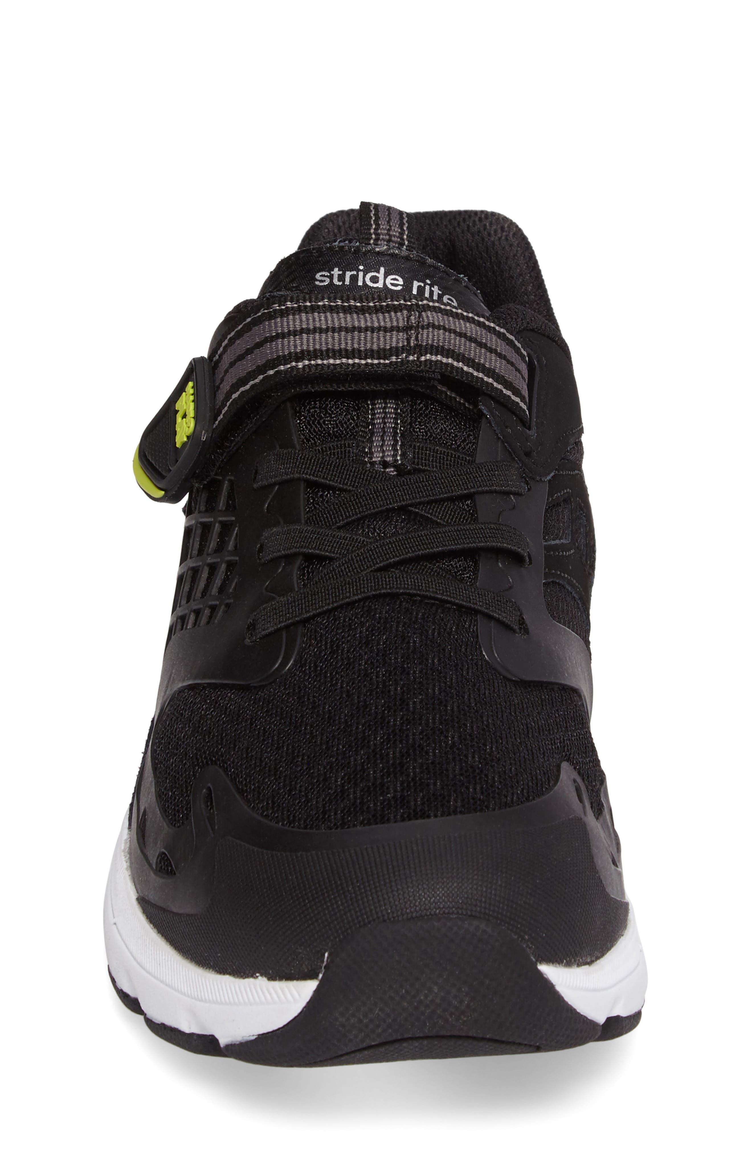 STRIDE RITE,                             Made 2 Play Breccen Sneaker,                             Alternate thumbnail 4, color,                             001