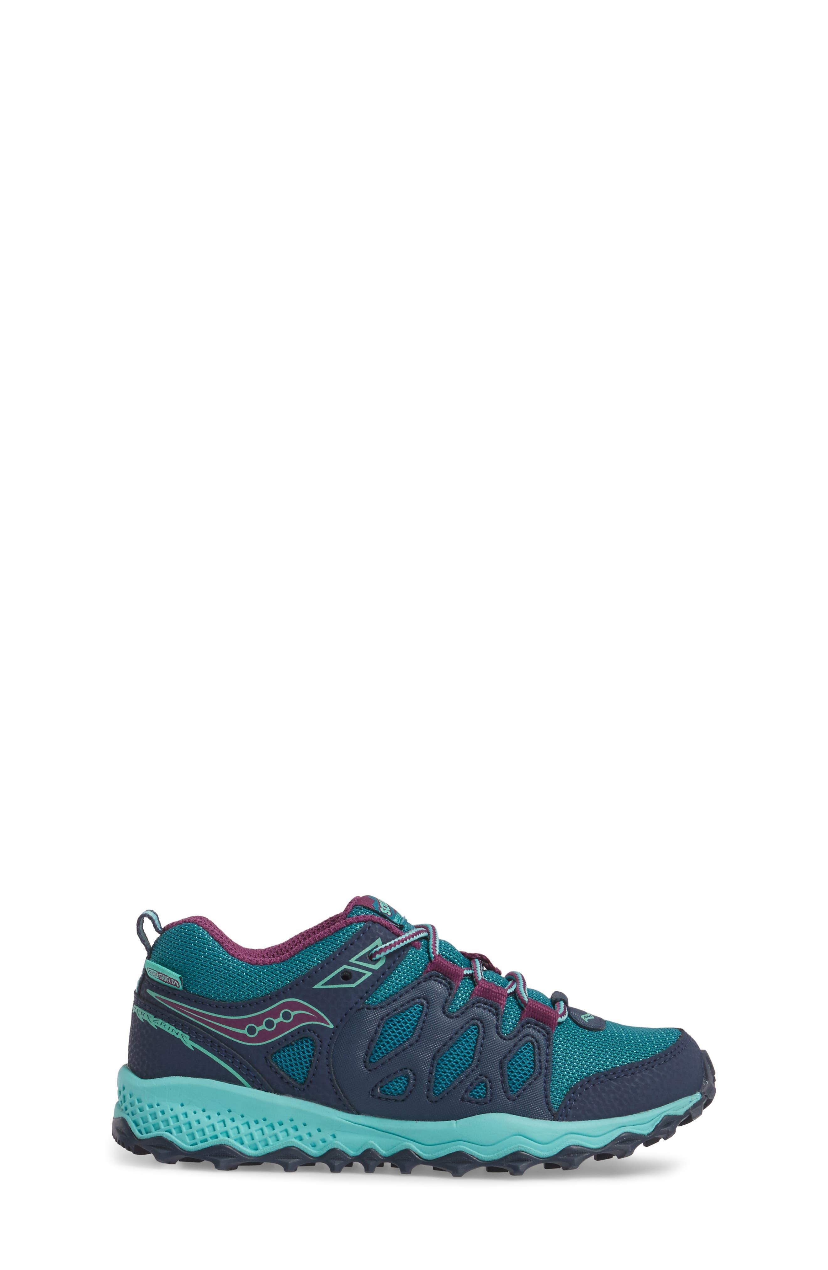 Peregrine Shield Water-Resistant Sneaker,                             Alternate thumbnail 3, color,                             440