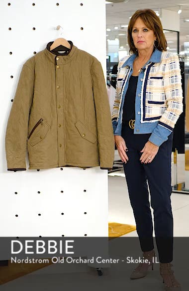 Bowden Quilted Jacket, sales video thumbnail