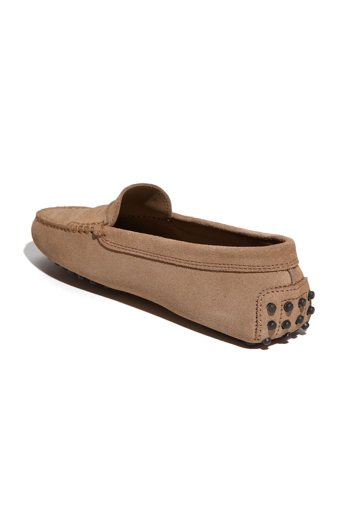 'Gommini' Moccasin,                             Alternate thumbnail 5, color,                             TOBACCO