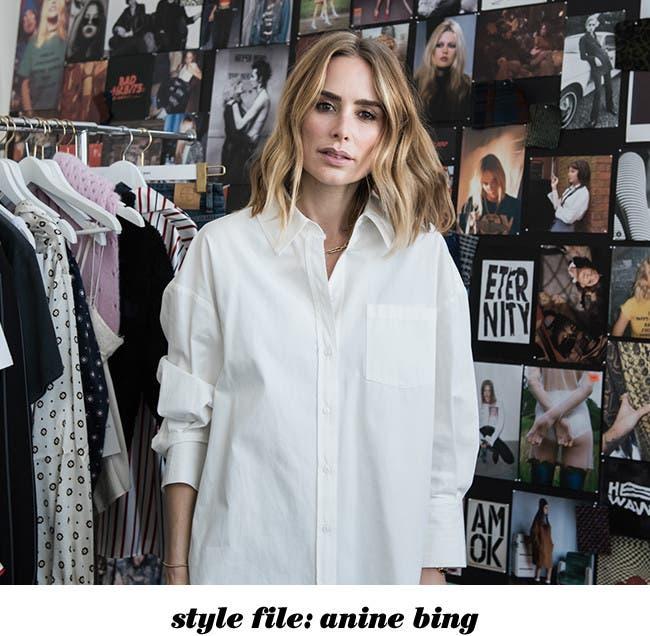Style File: Anine Bing