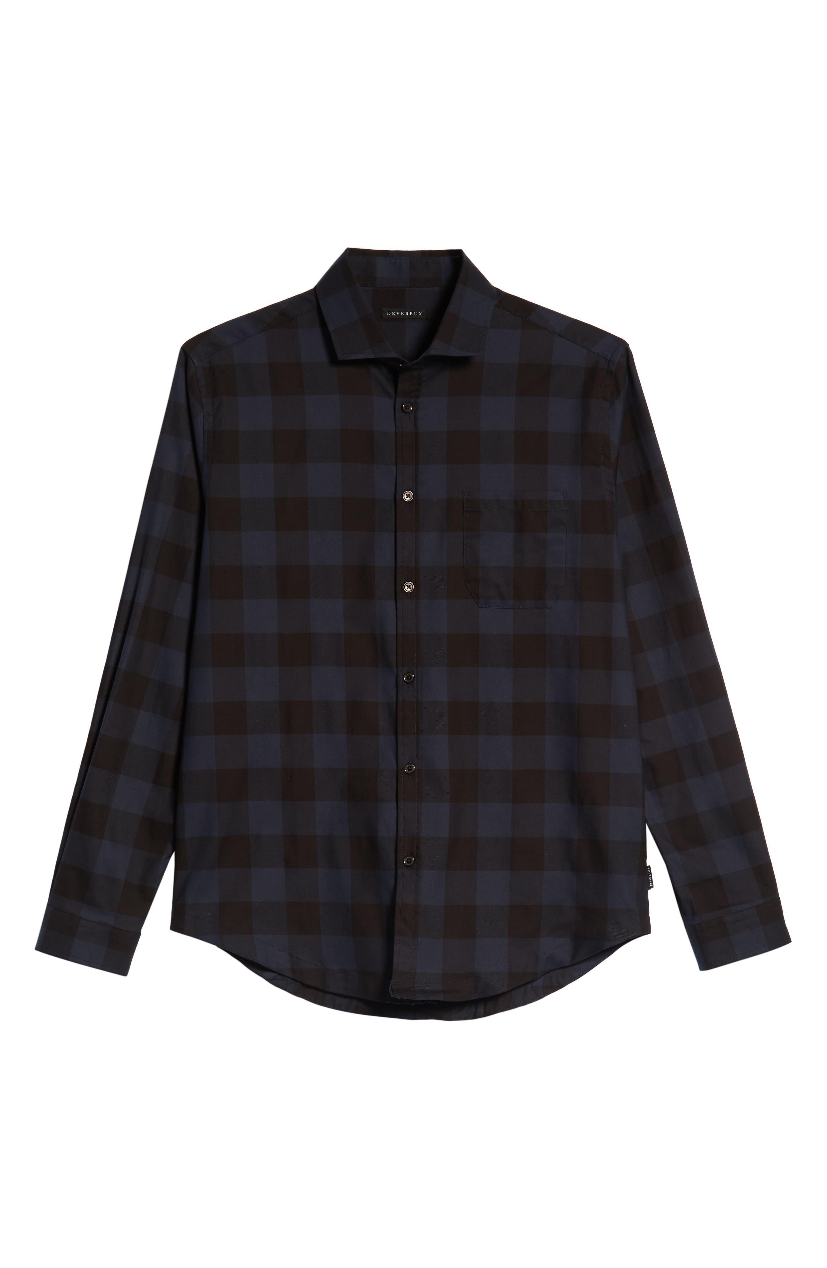 Best Winner Regular Fit Cotton Sport Shirt,                             Alternate thumbnail 5, color,                             409