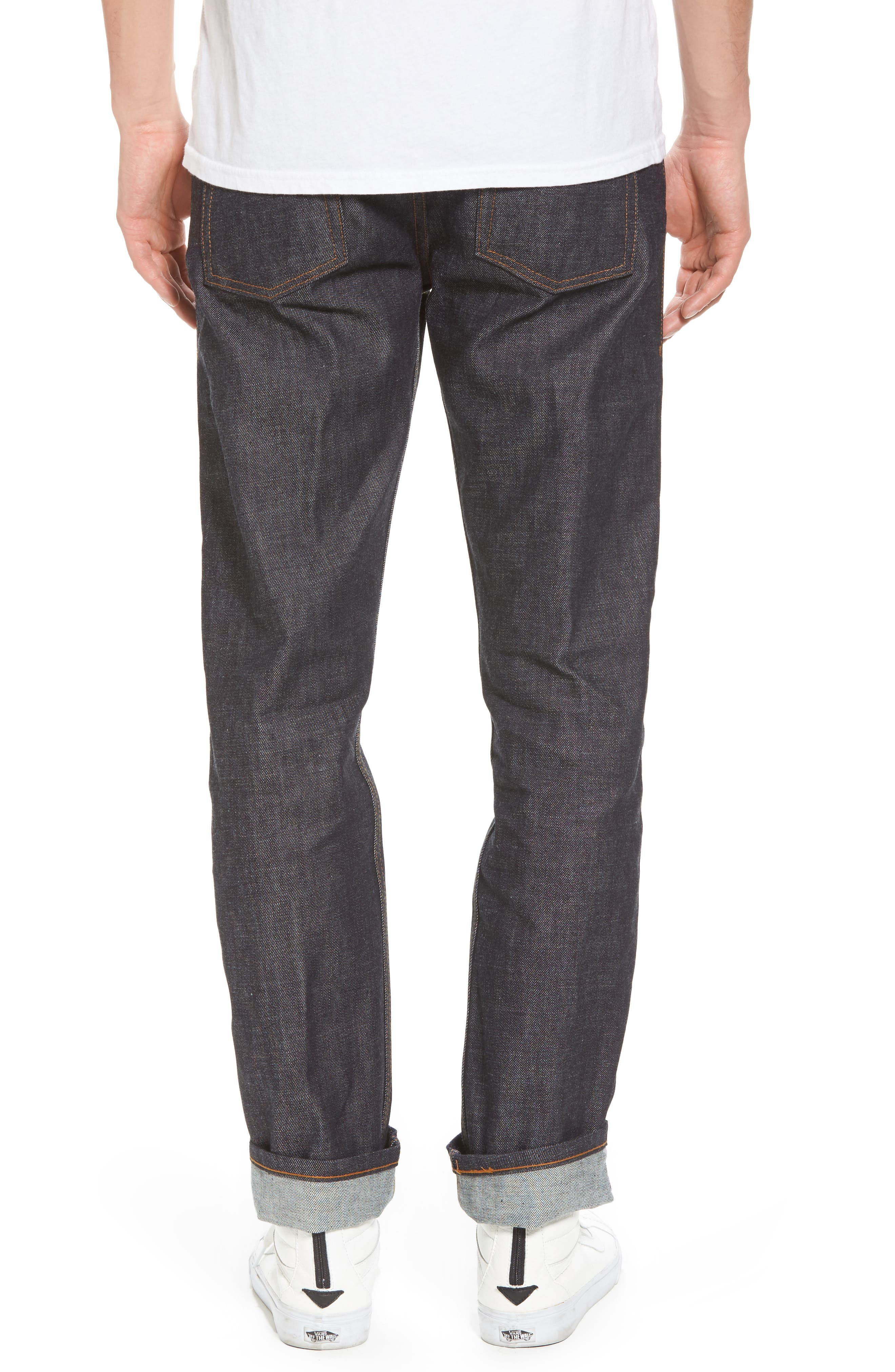 Weird Guy Slim Fit Jeans,                             Alternate thumbnail 2, color,                             401