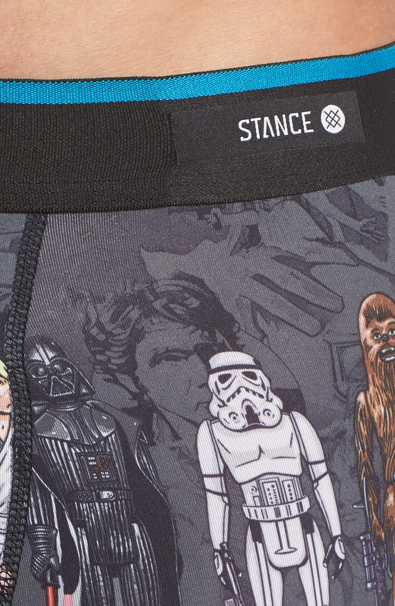 Star Wars<sup>™</sup> Boxer Briefs,                             Alternate thumbnail 4, color,