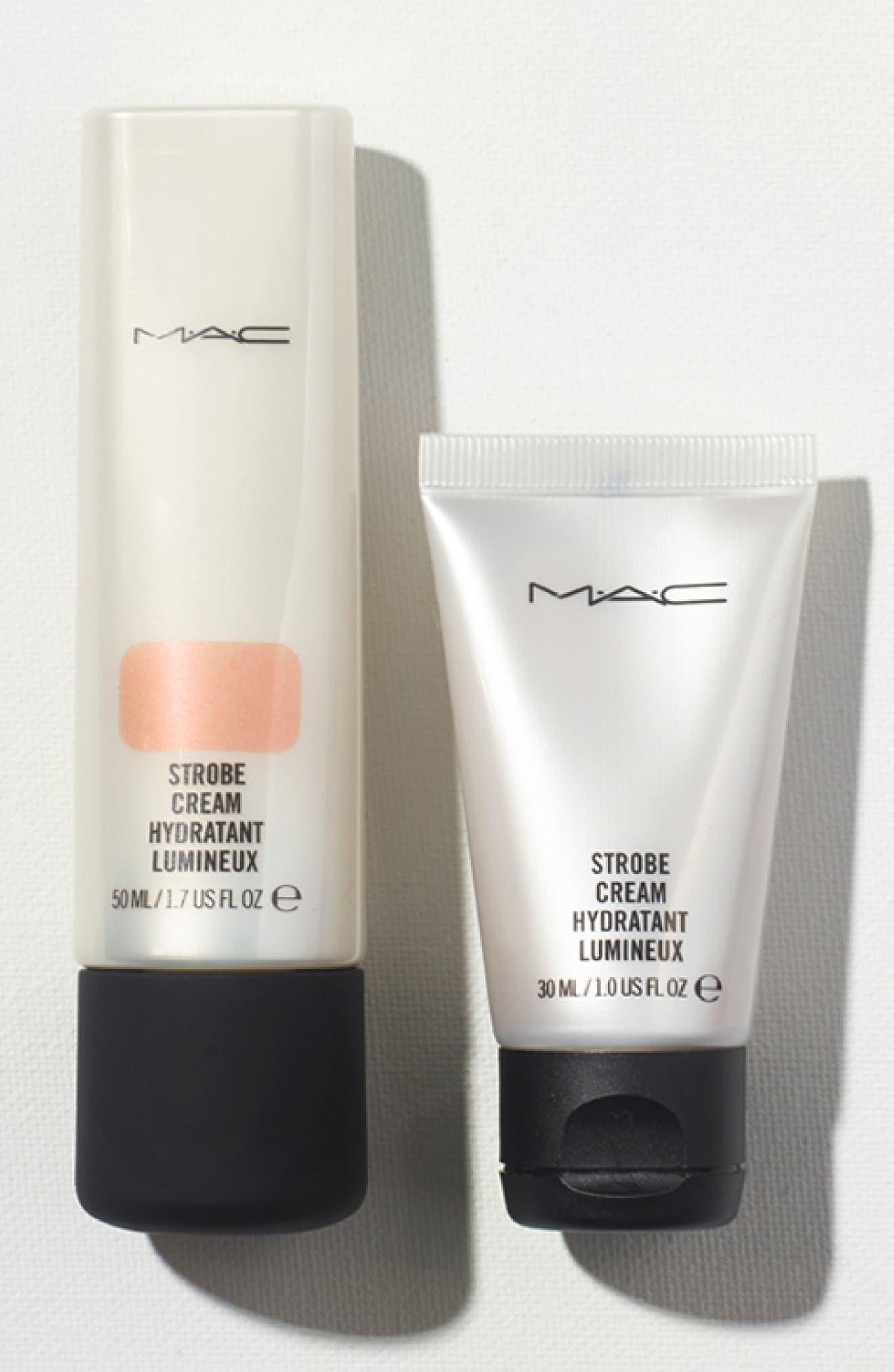 MAC Little MAC Strobe Cream,                             Alternate thumbnail 2, color,                             NO COLOR