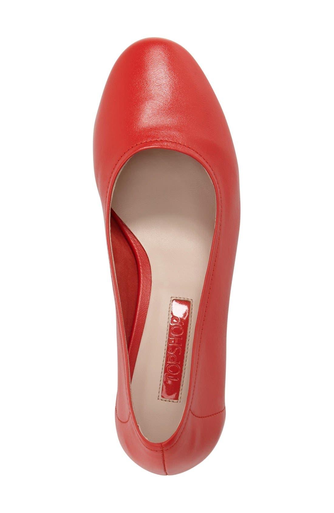 'Juno' Ballet Shoe,                             Alternate thumbnail 14, color,