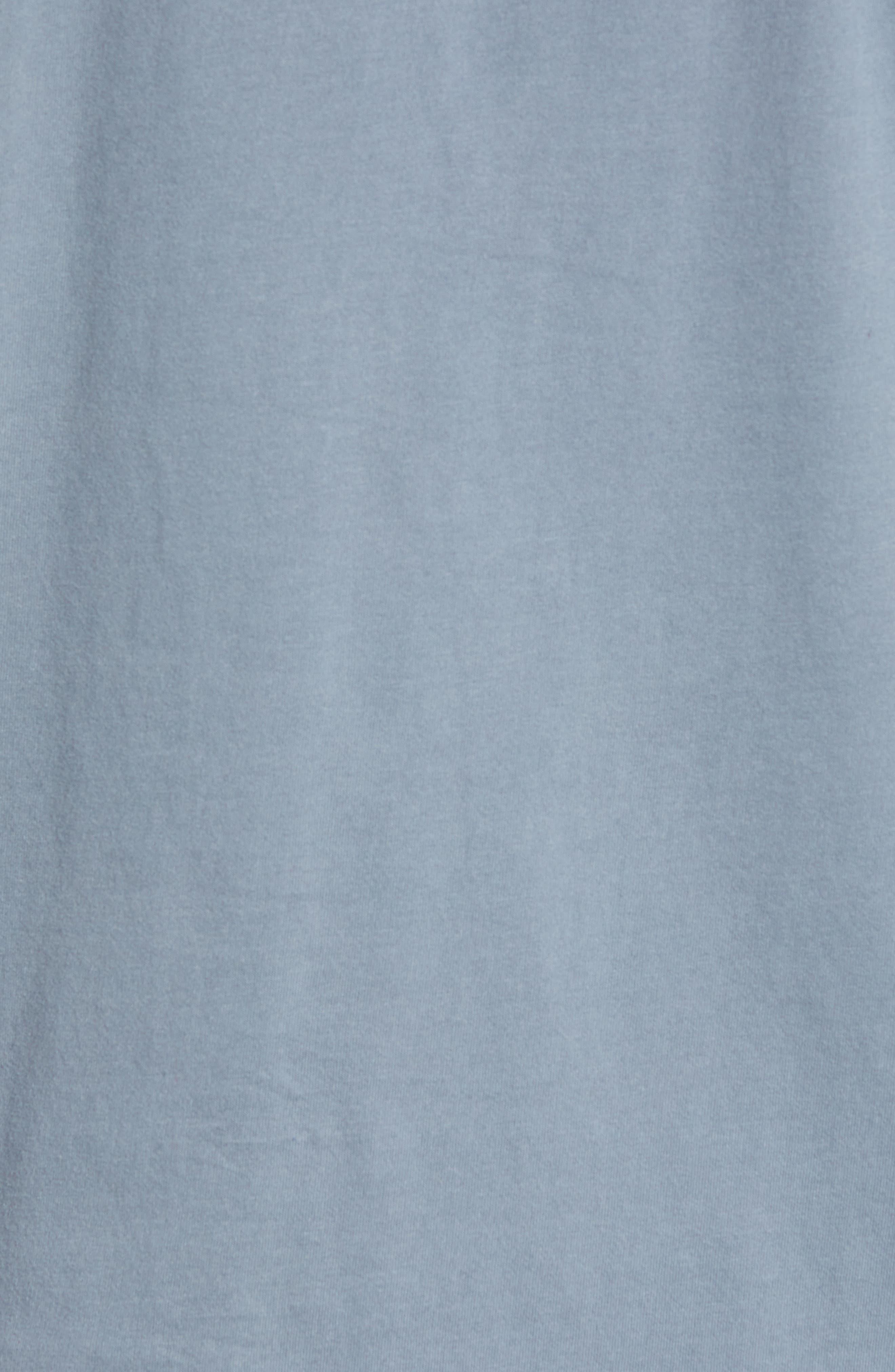 Finish T-Shirt,                             Alternate thumbnail 5, color,                             RAF BLUE