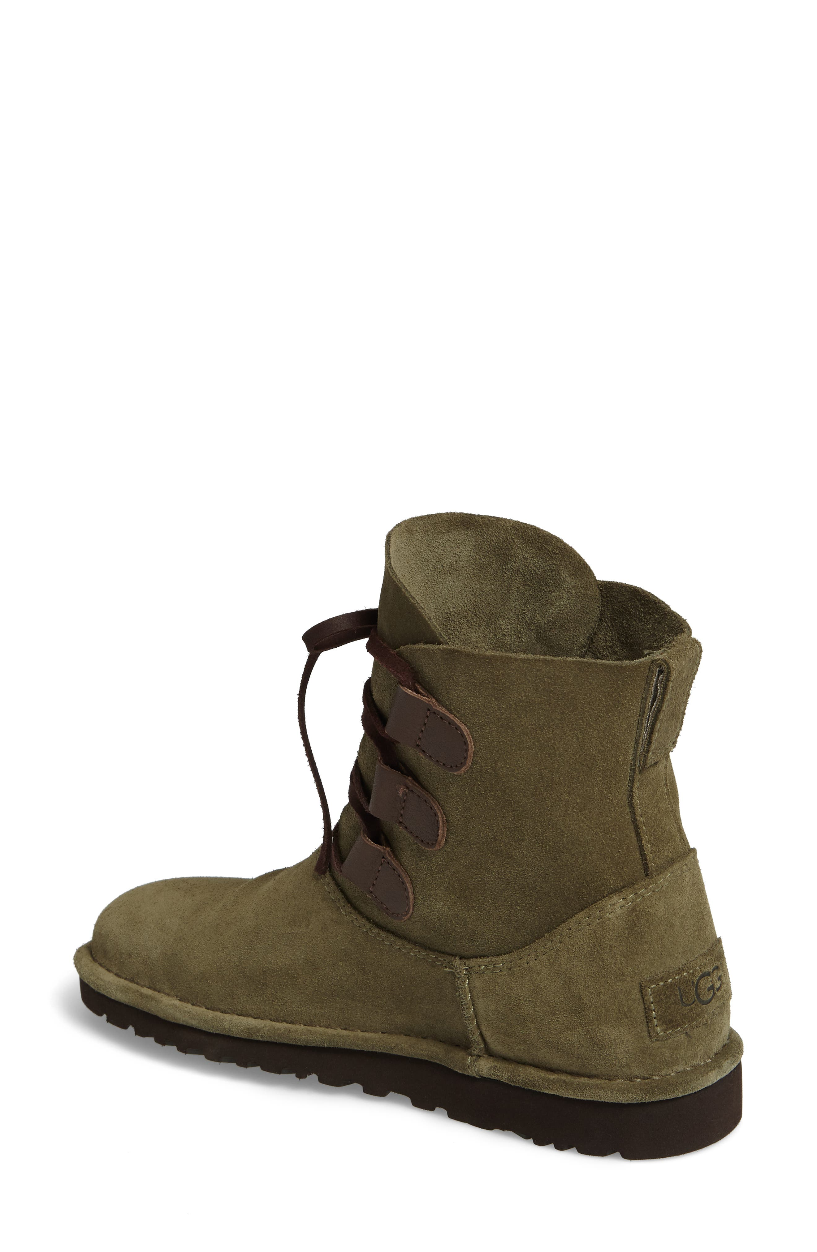 Elvi Short Boot,                             Alternate thumbnail 6, color,