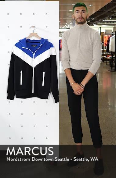 Colorblock Full Zip Jacket, sales video thumbnail