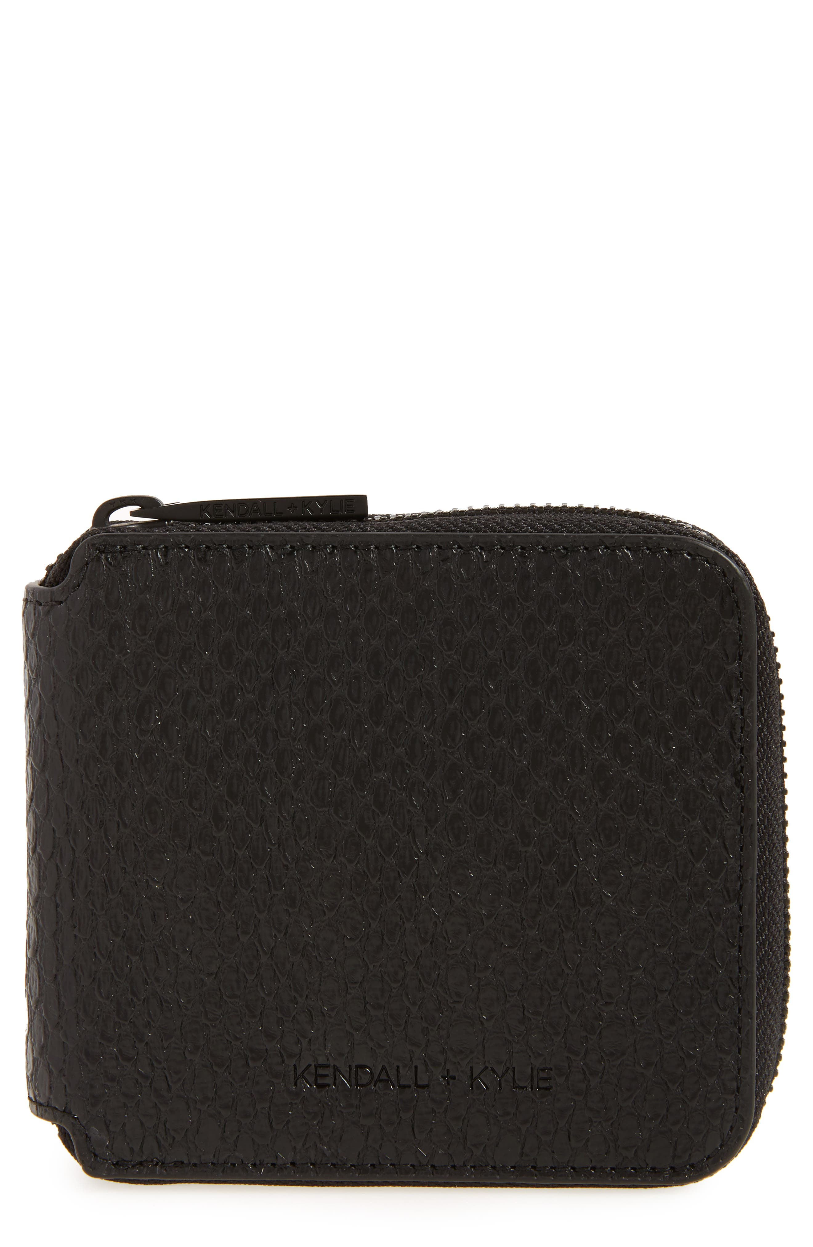 Brodie Faux Leather Wallet,                             Main thumbnail 1, color,                             004