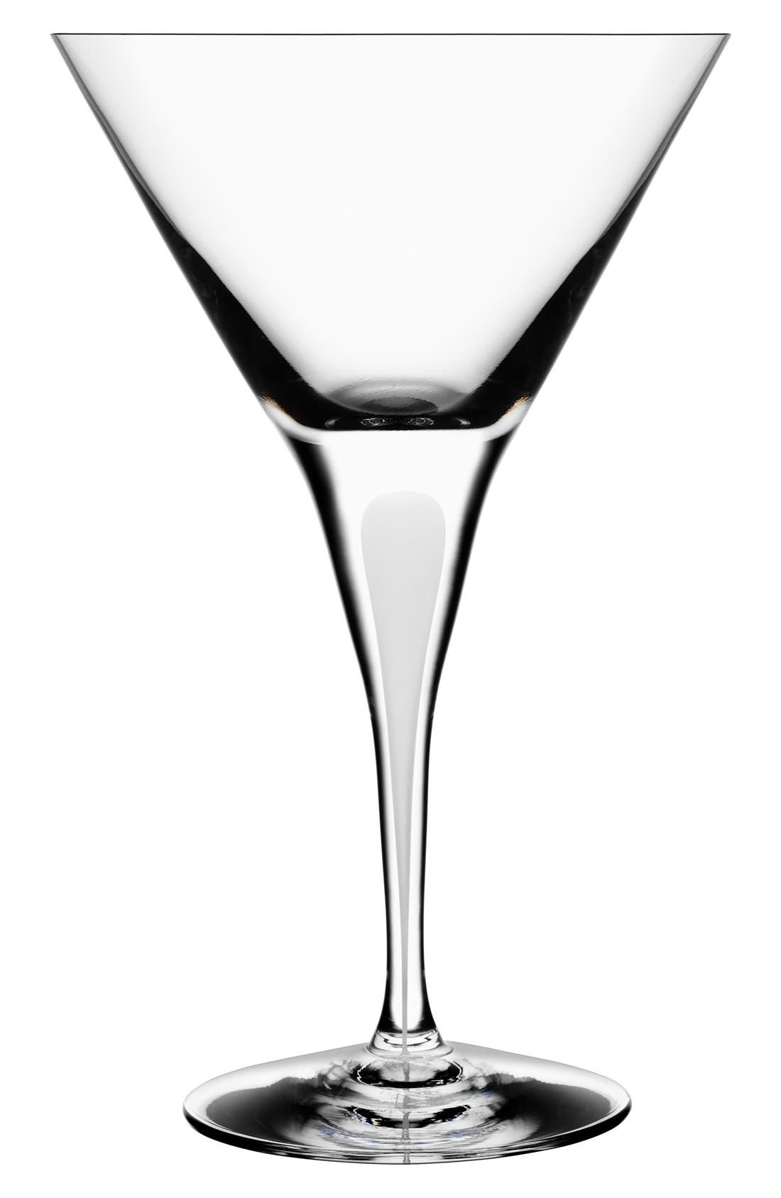 'Intermezzo' Martini Glass,                             Main thumbnail 1, color,