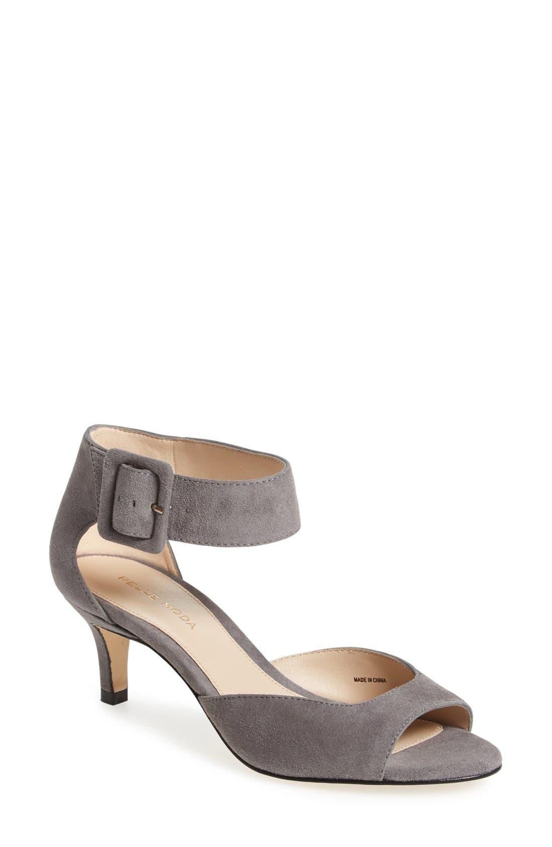'Berlin' Ankle Strap Sandal,                             Main thumbnail 9, color,