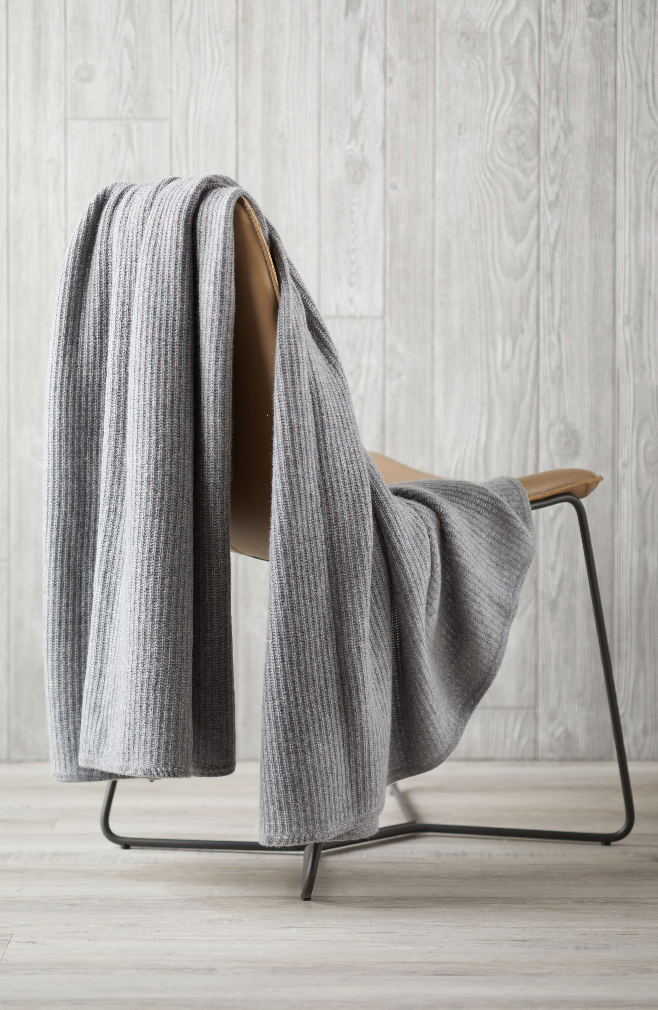 Lattice Cashmere Throw Blanket,                             Alternate thumbnail 20, color,