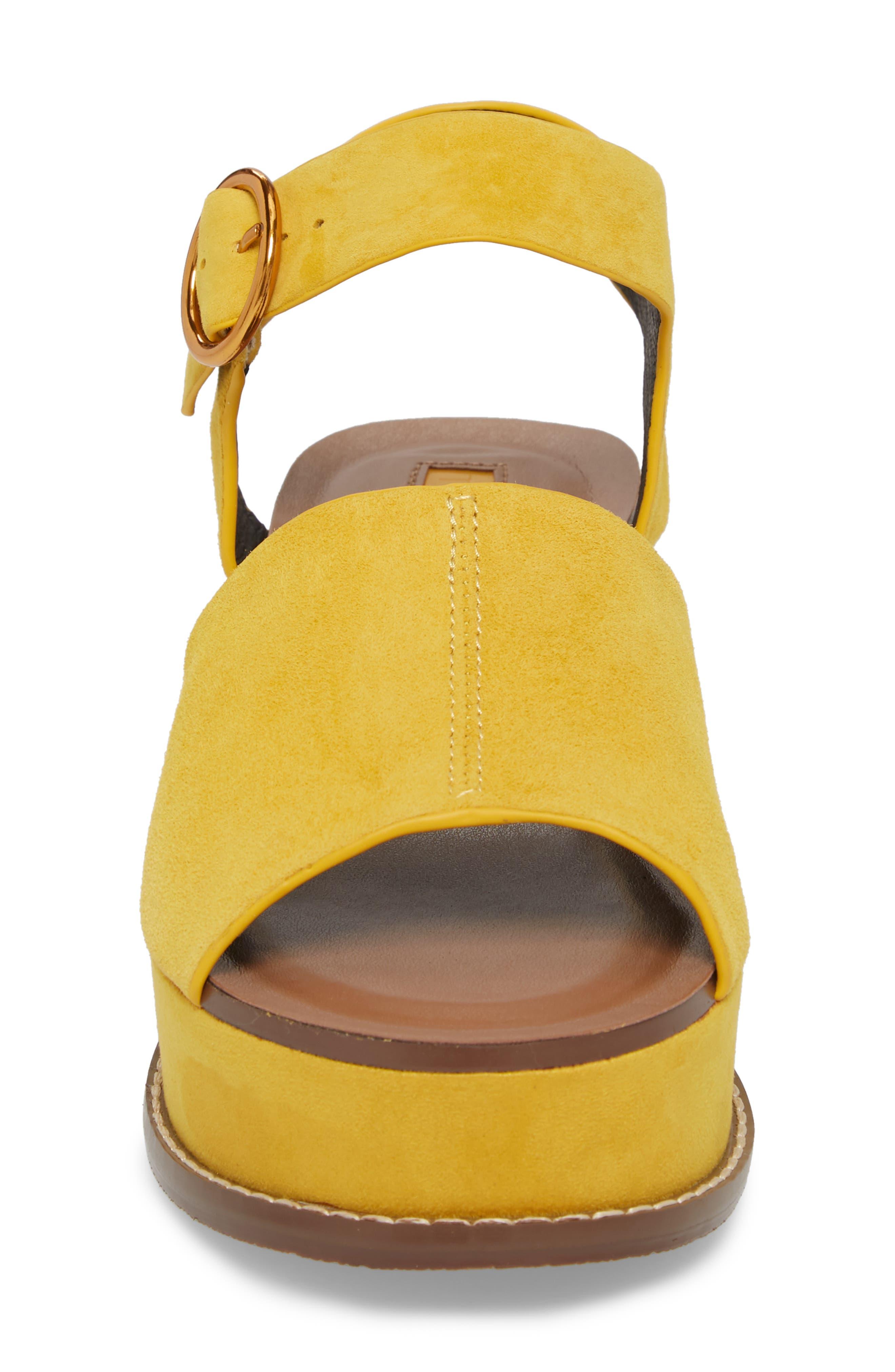 Wow Platform Wedge Sandal,                             Alternate thumbnail 8, color,