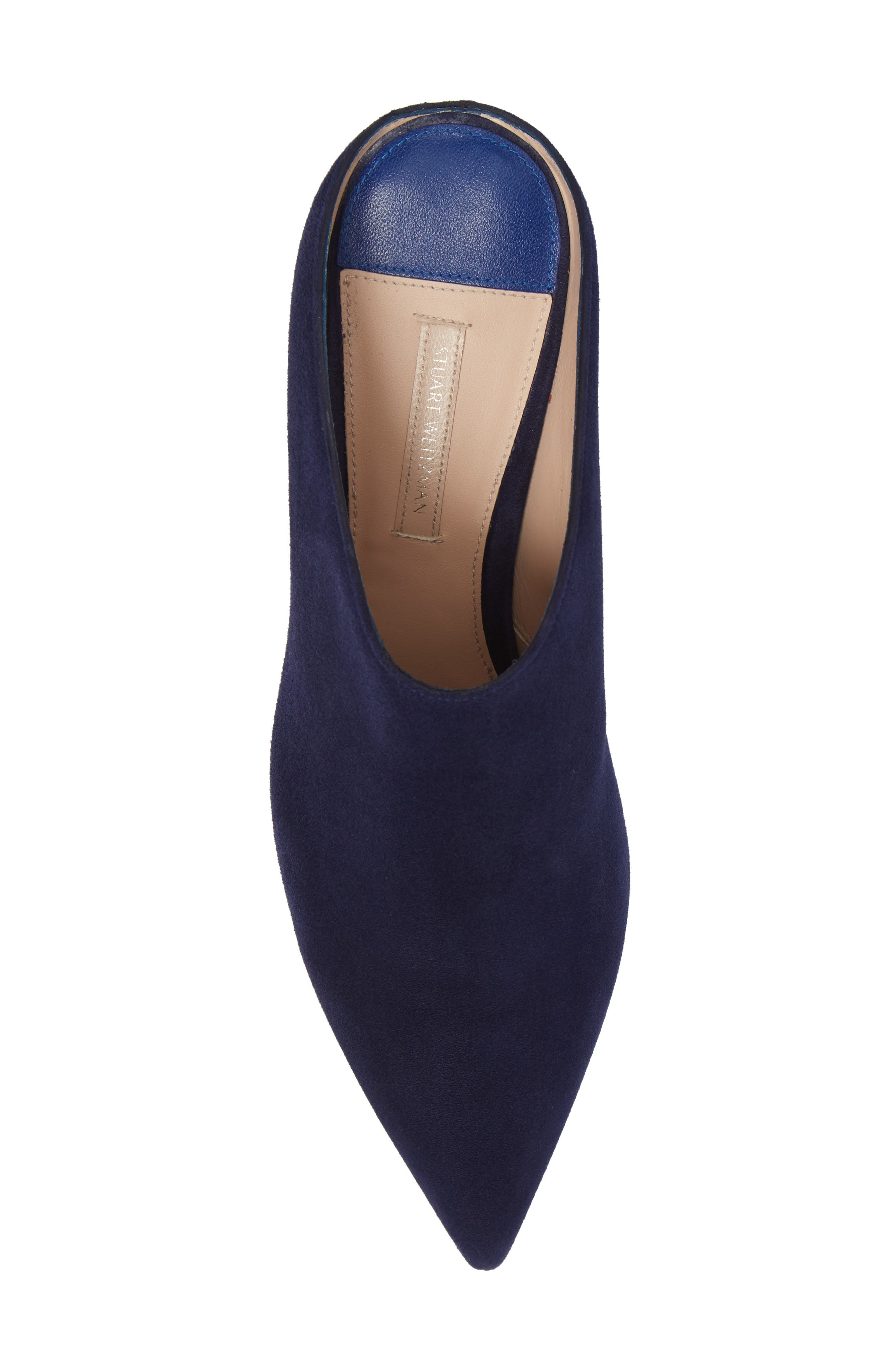 Mira Pointy Toe Mule,                             Alternate thumbnail 35, color,