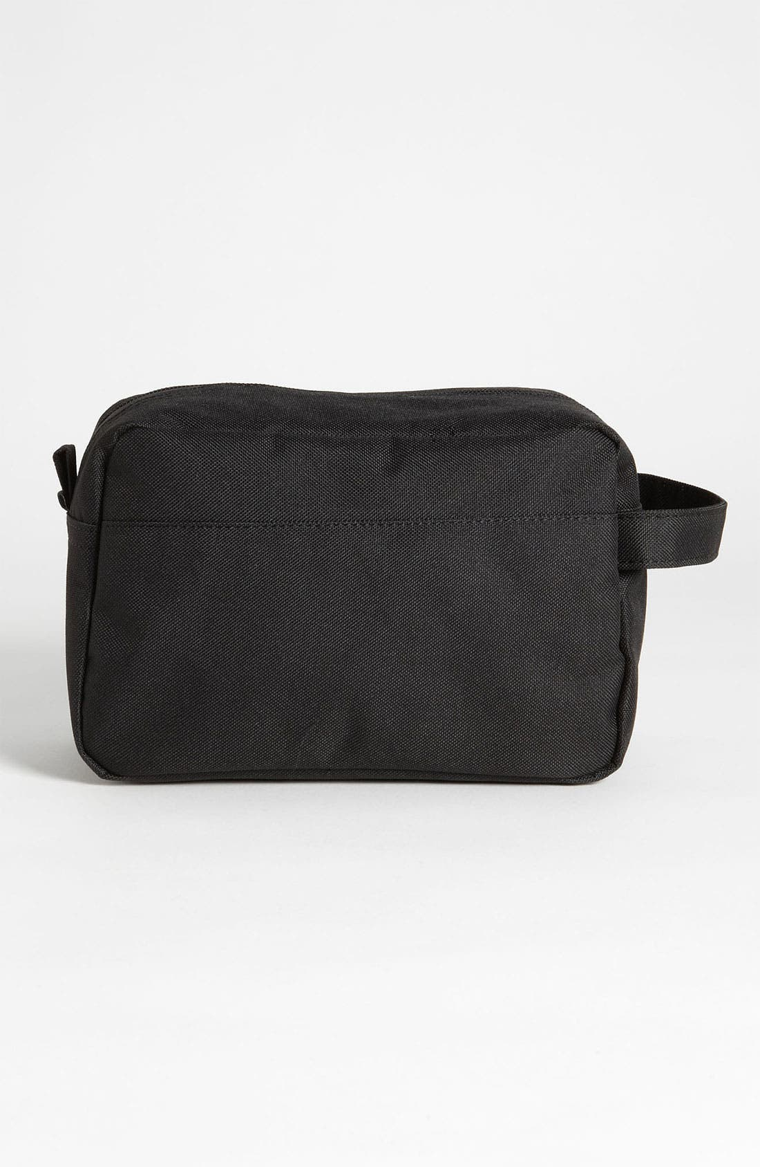 'Chapter' Toiletry Case,                             Alternate thumbnail 7, color,                             BLACK