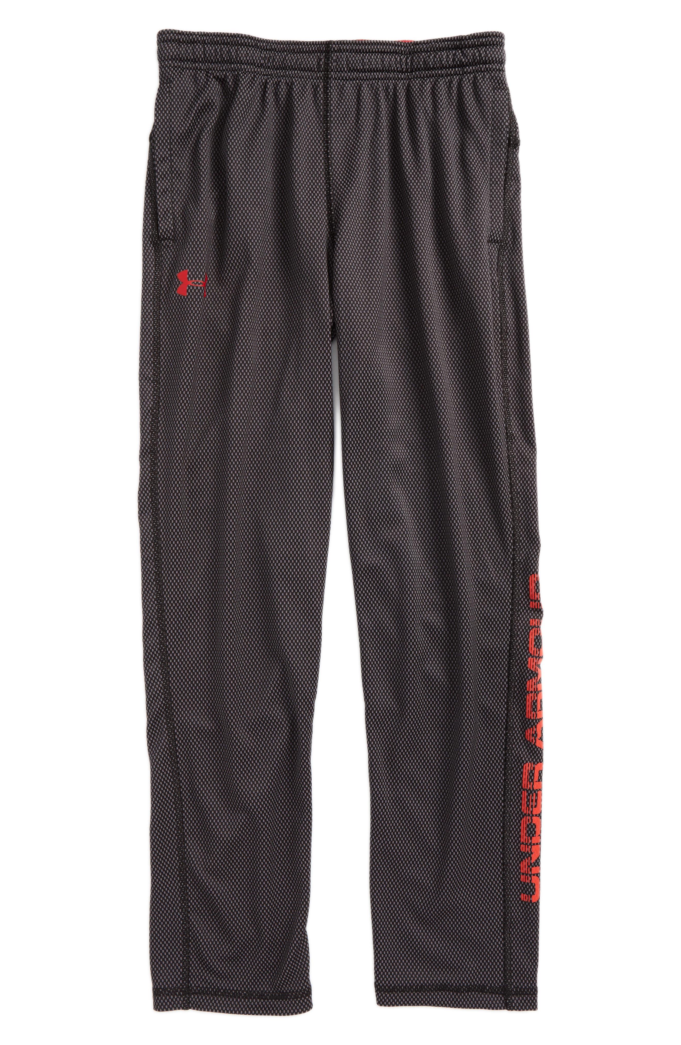 Tech Mesh Pants,                         Main,                         color, 001