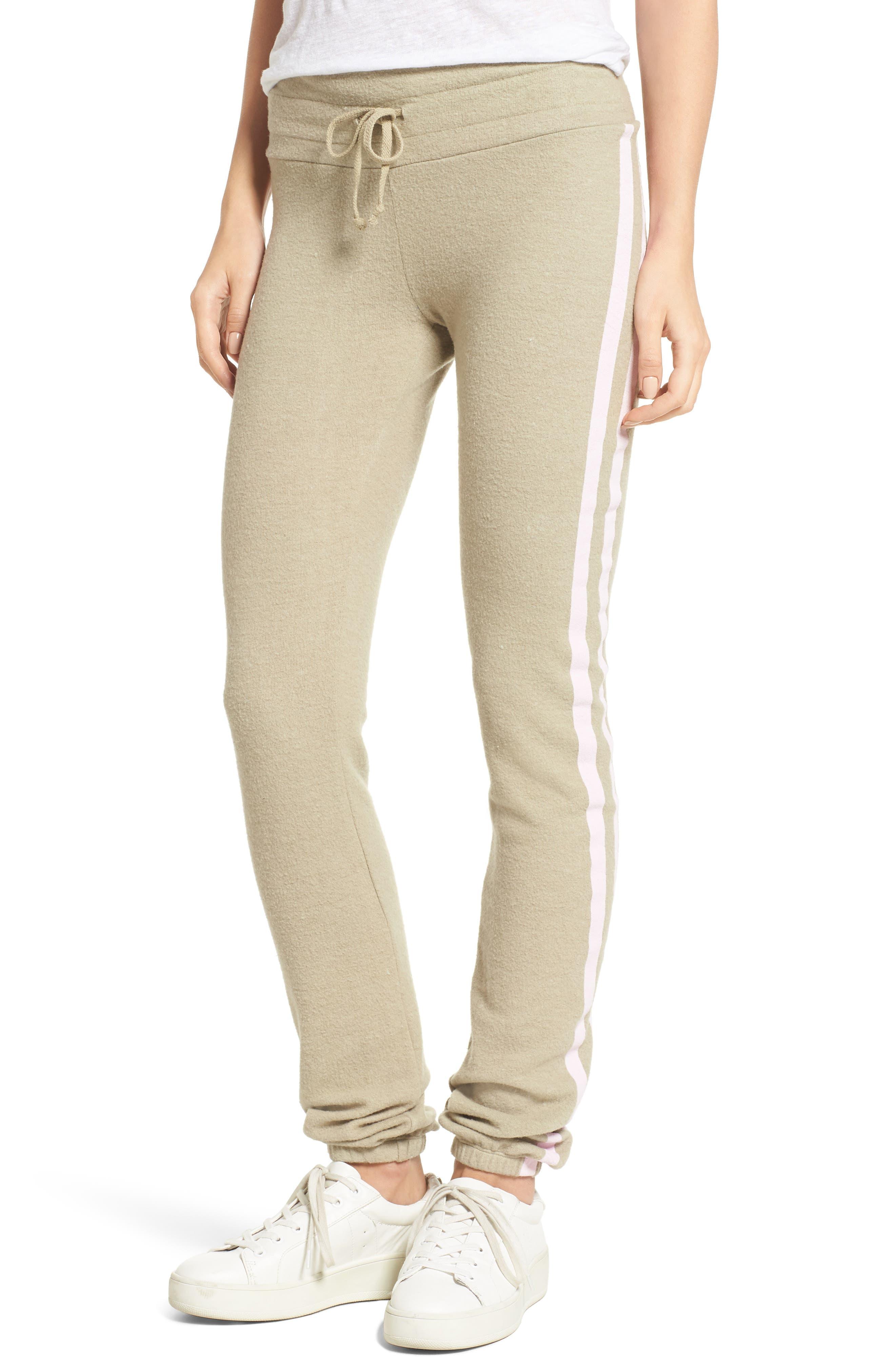 Sporty Stripe Track Pants,                             Main thumbnail 1, color,                             240