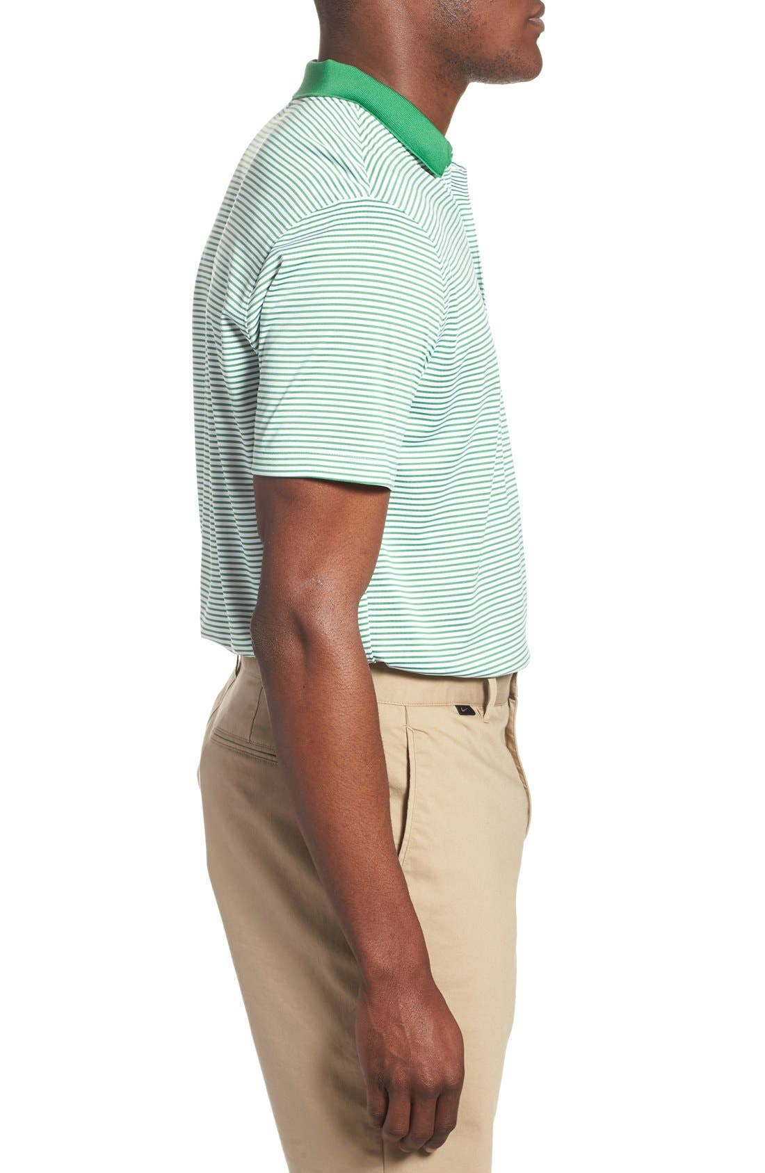 'Victory Stripe' Dri-FIT Golf Polo,                             Alternate thumbnail 27, color,