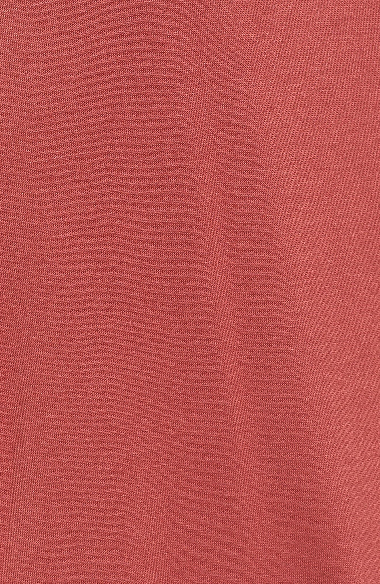 Lace Sleeve Sweatshirt,                             Alternate thumbnail 20, color,