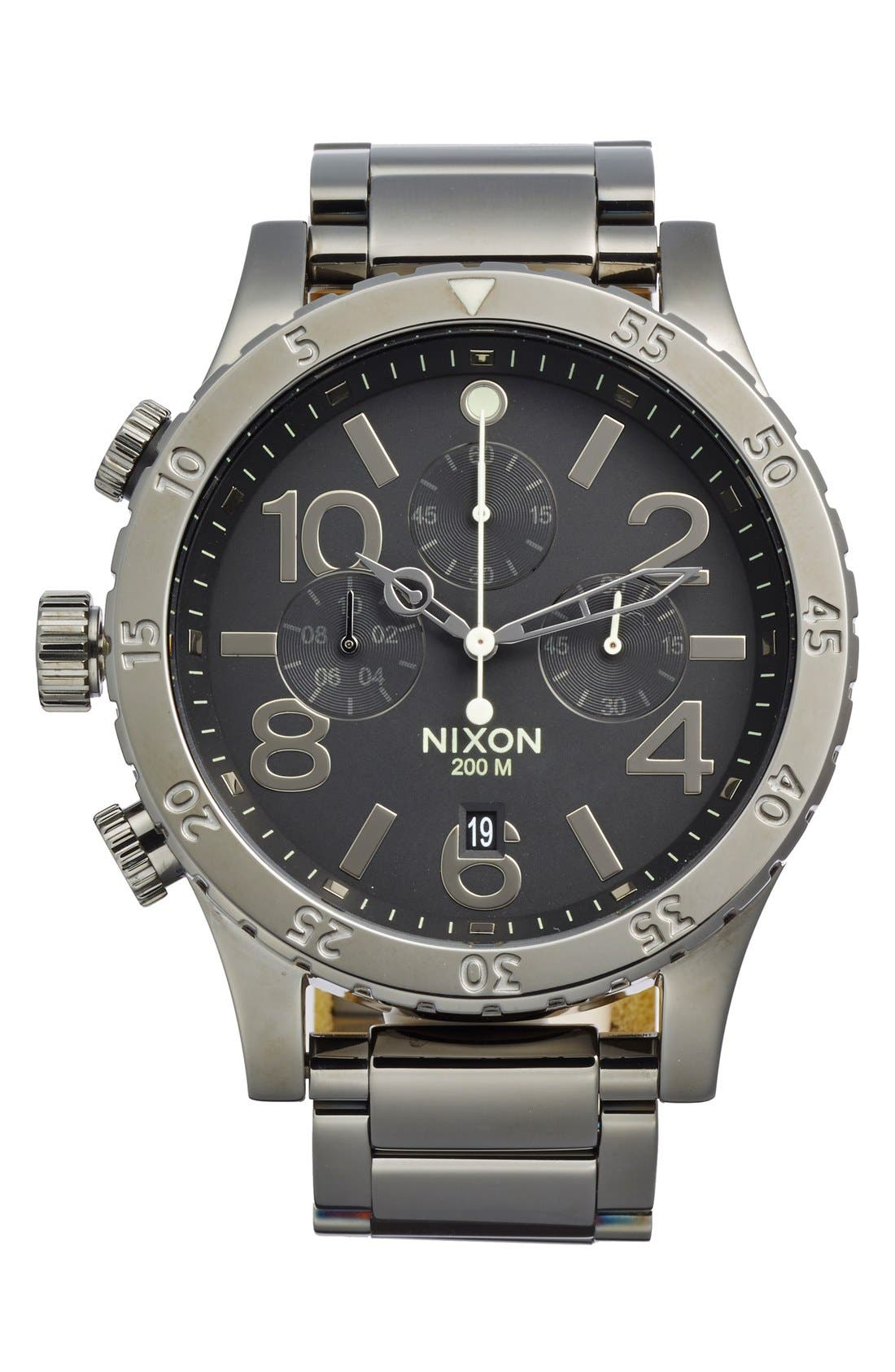 'The 48-20' Chronograph Watch, 48mm,                             Main thumbnail 5, color,