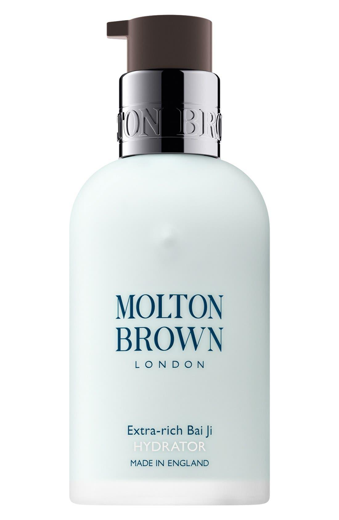 MOLTON BROWN LONDON,                             Extra Rich Bai Ji Hydrator,                             Main thumbnail 1, color,                             000