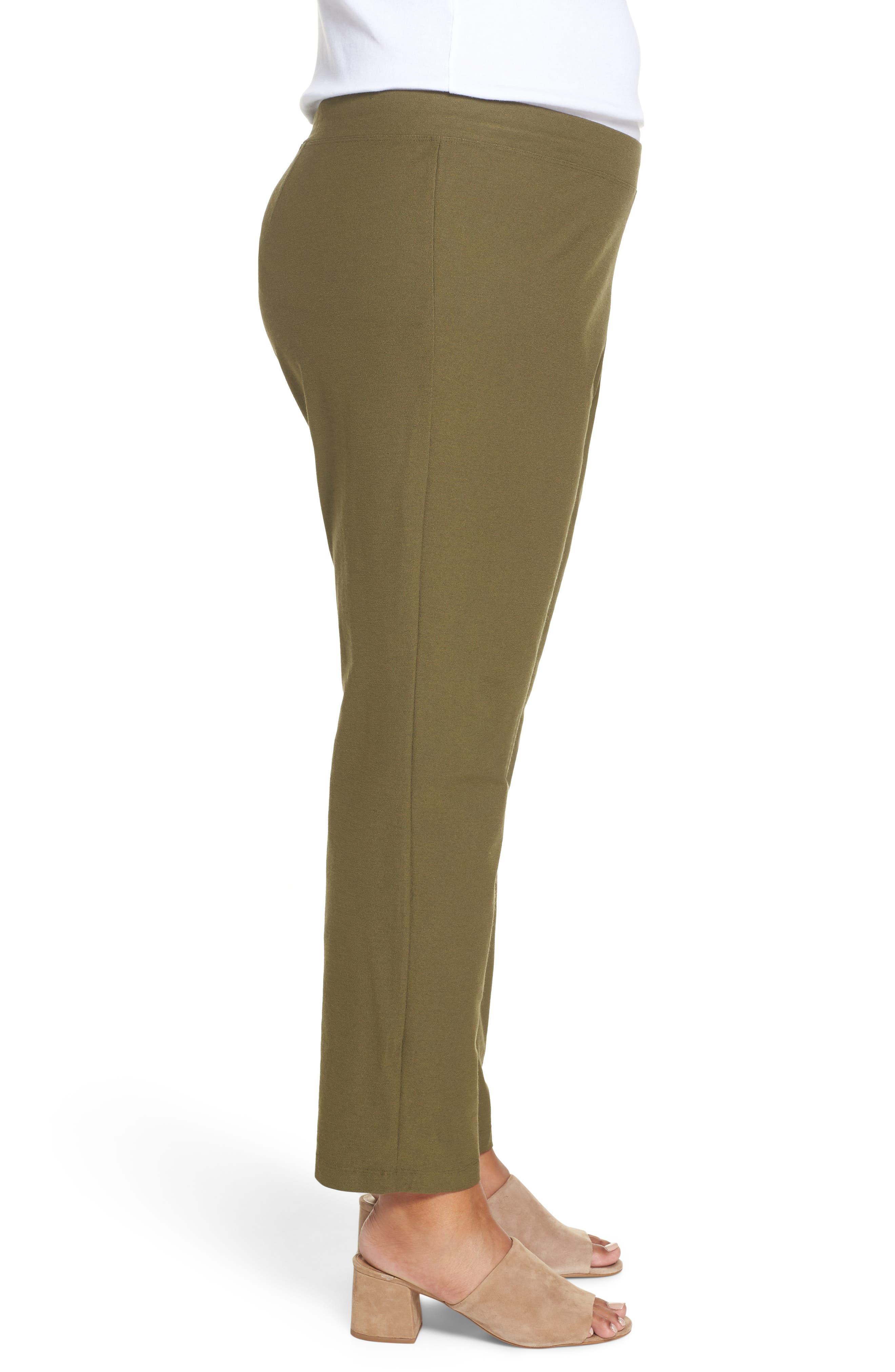 Slim Ankle Pants,                             Alternate thumbnail 38, color,