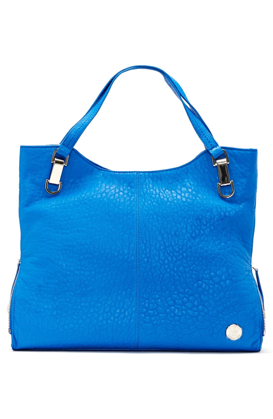 'Riley' Leather Tote,                             Alternate thumbnail 50, color,