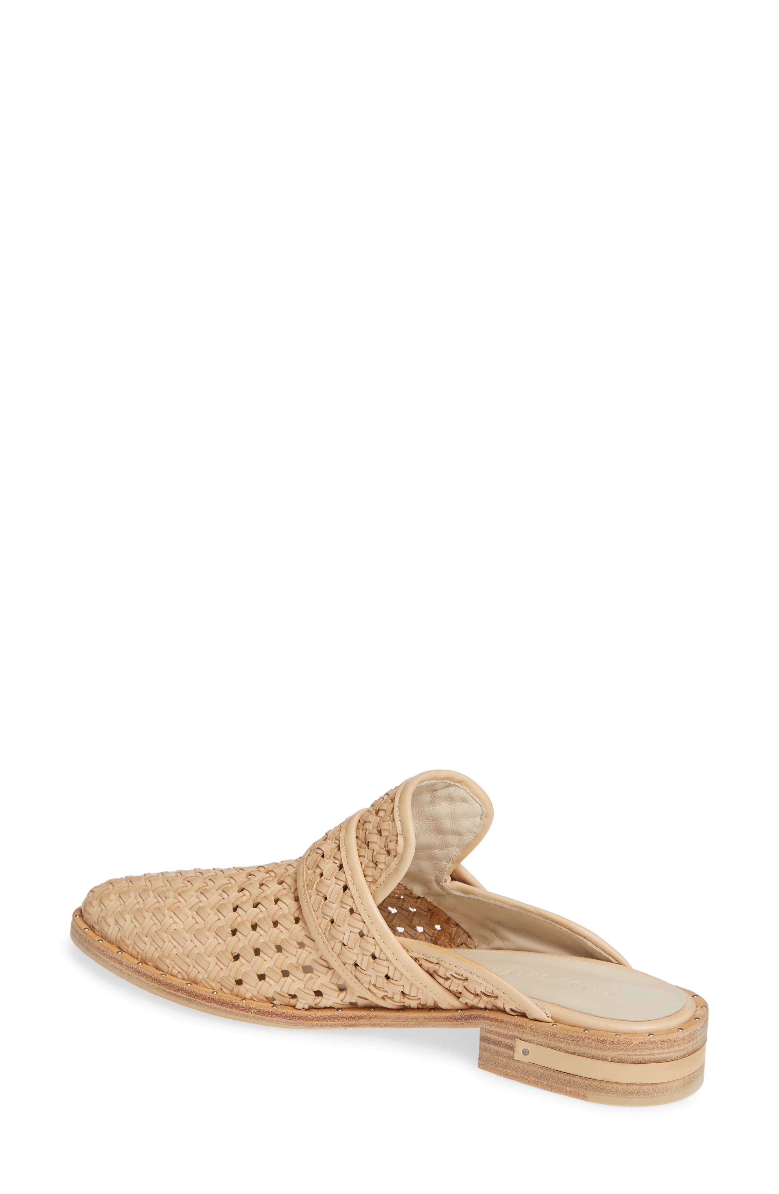 Keen Loafer Mule,                             Alternate thumbnail 2, color,                             NUDE WOVEN