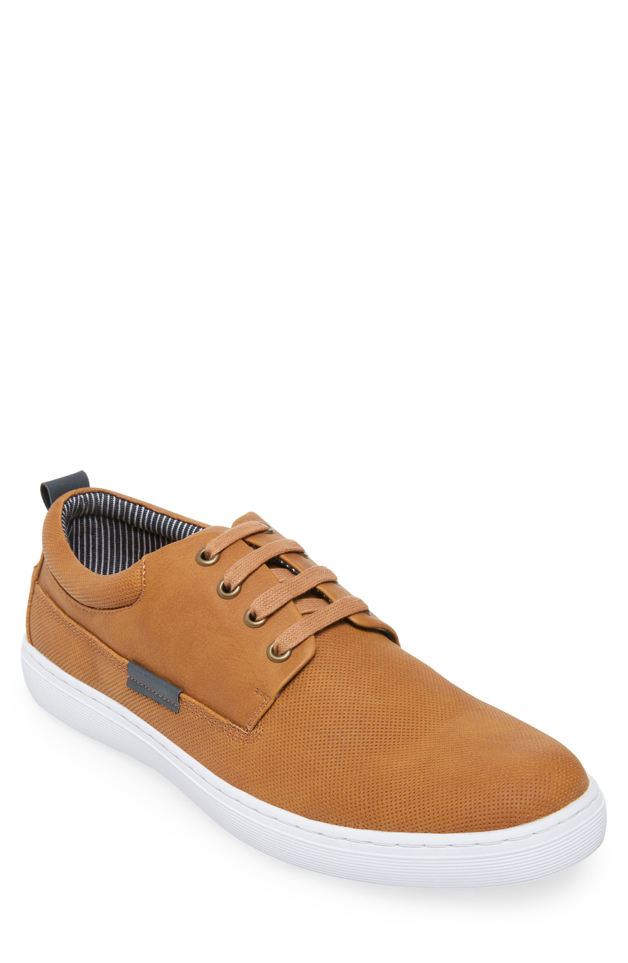 Halliday Sneaker,                         Main,                         color, COGNAC