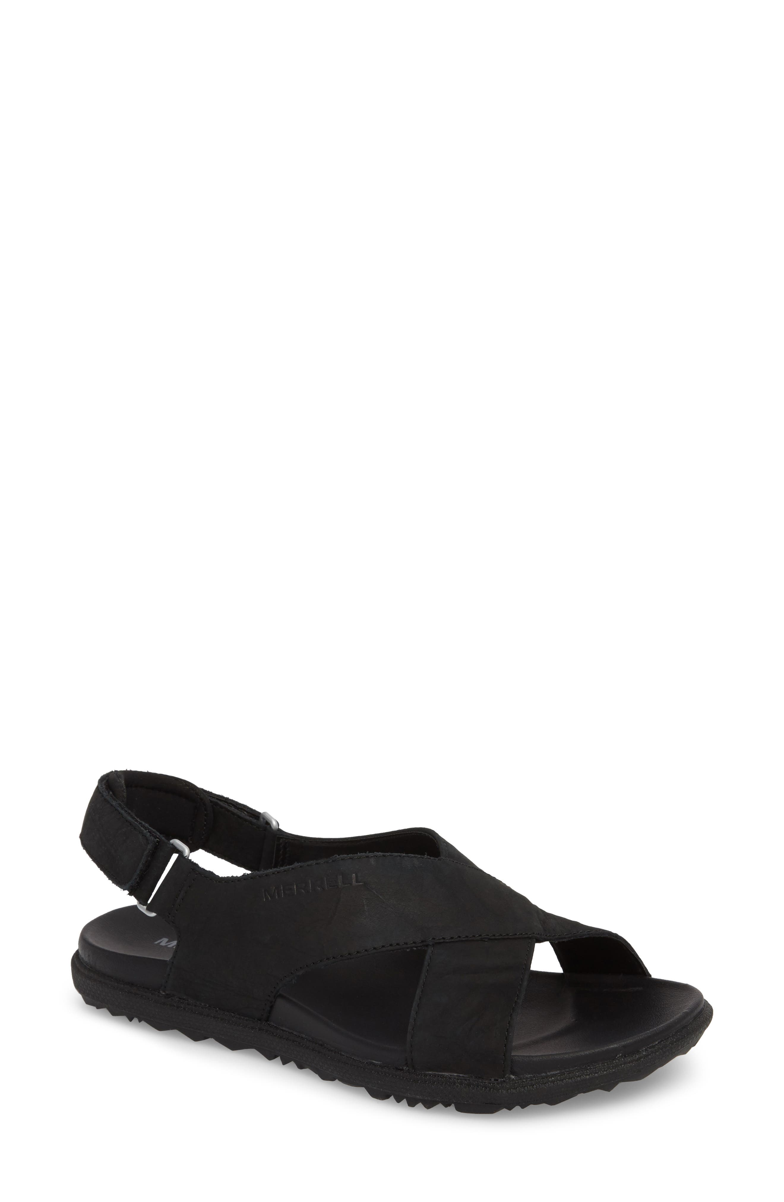 Around Town Sunvue Sandal,                         Main,                         color, 001