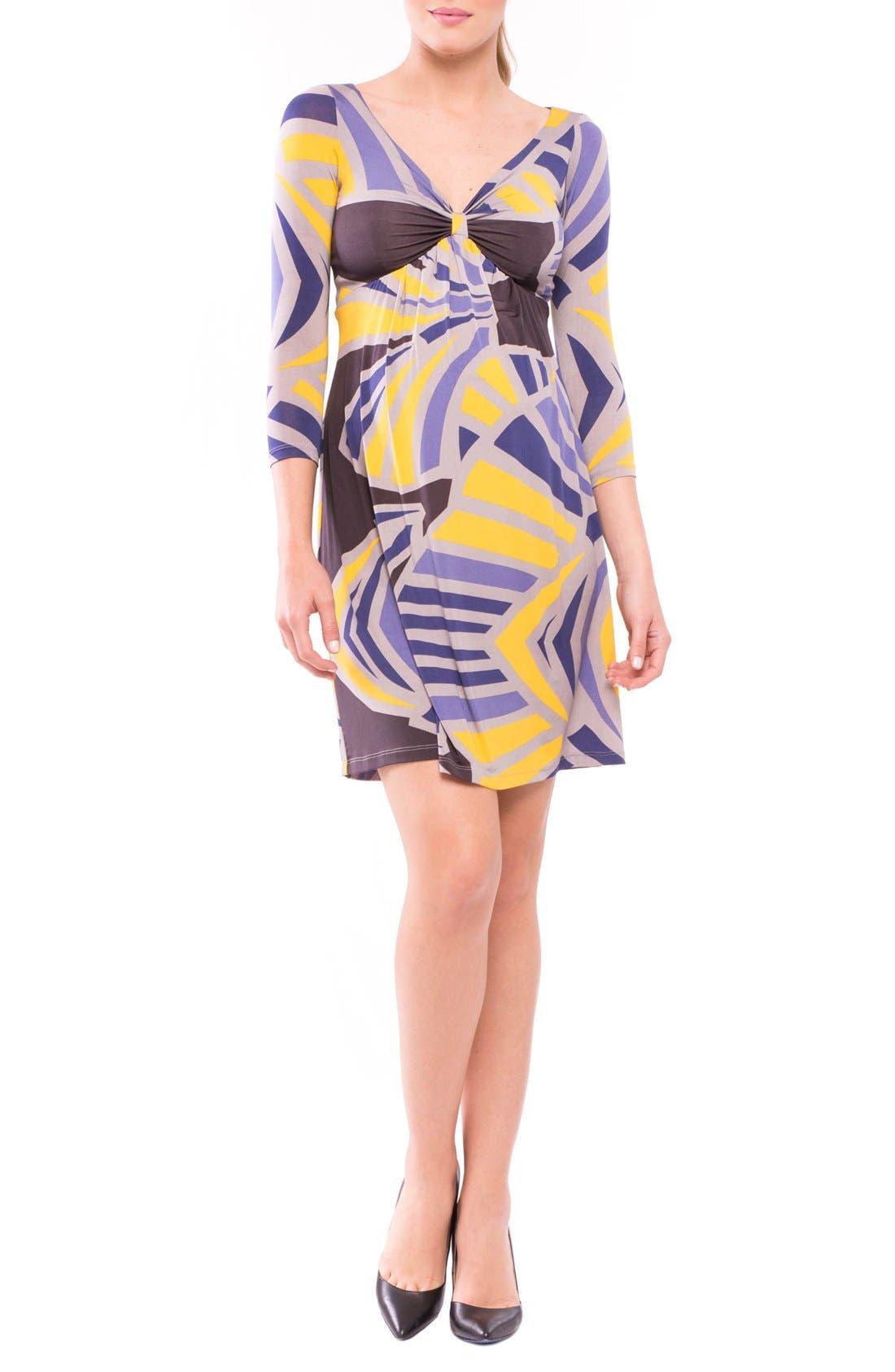 Lyla Maternity Dress,                             Main thumbnail 1, color,                             540